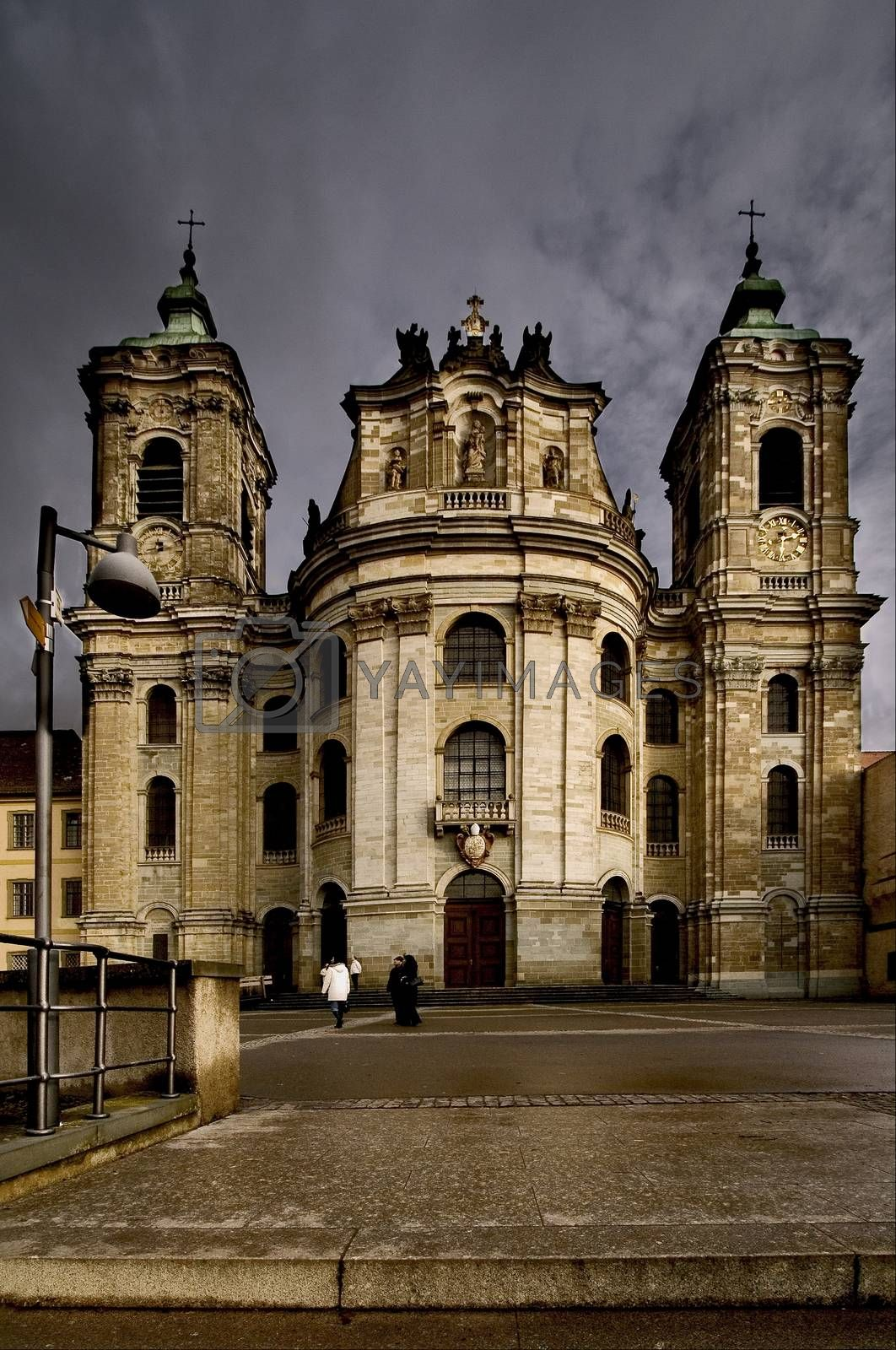 Royalty free image of church germany weingarten by lkpro