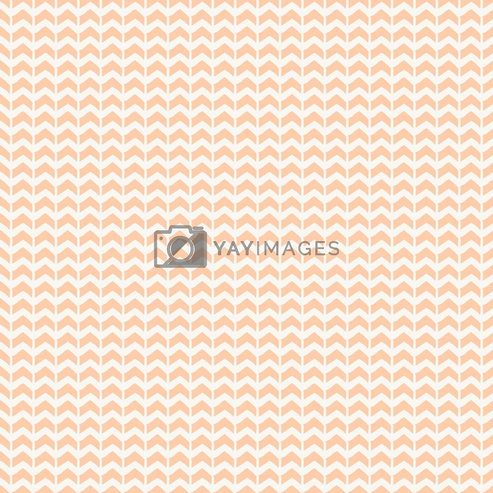 Seamless repeat chevron pattern in blush pink color.