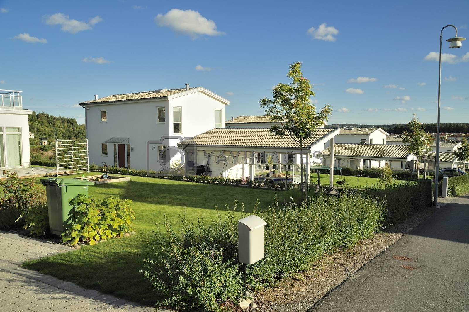 Swedish housing in Ekerö