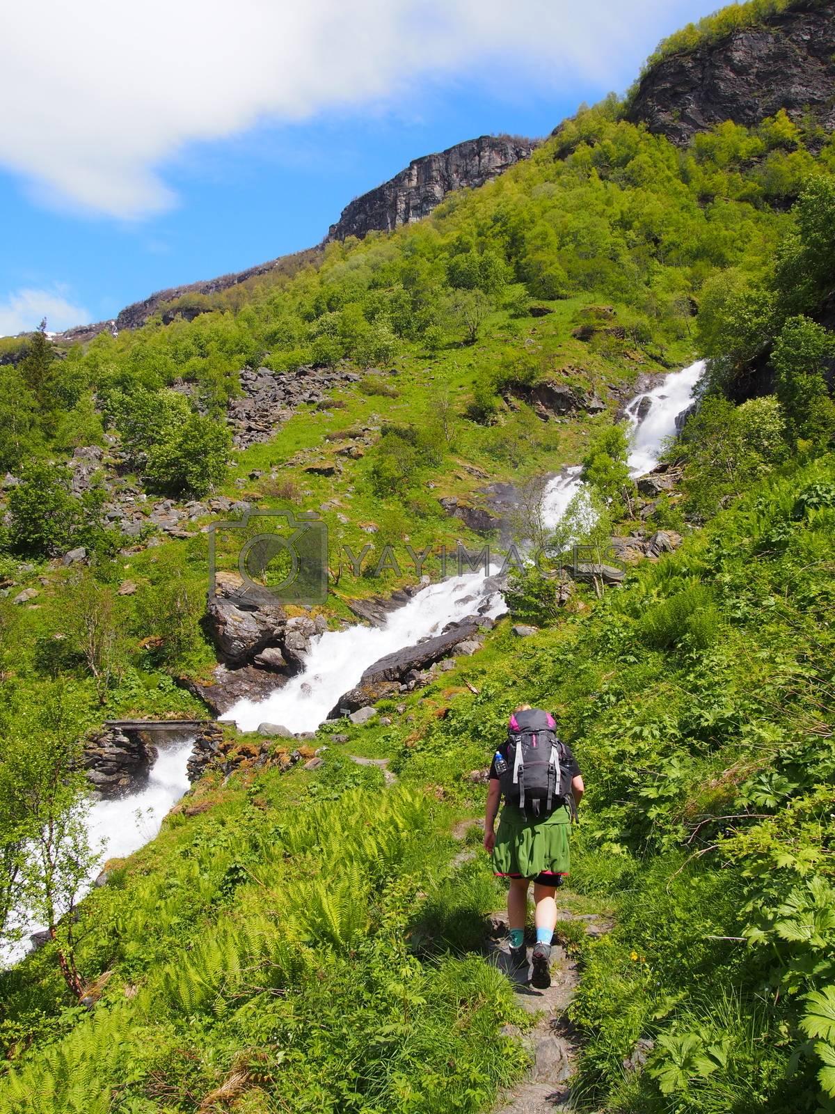 Aurlandsdalen, Norway