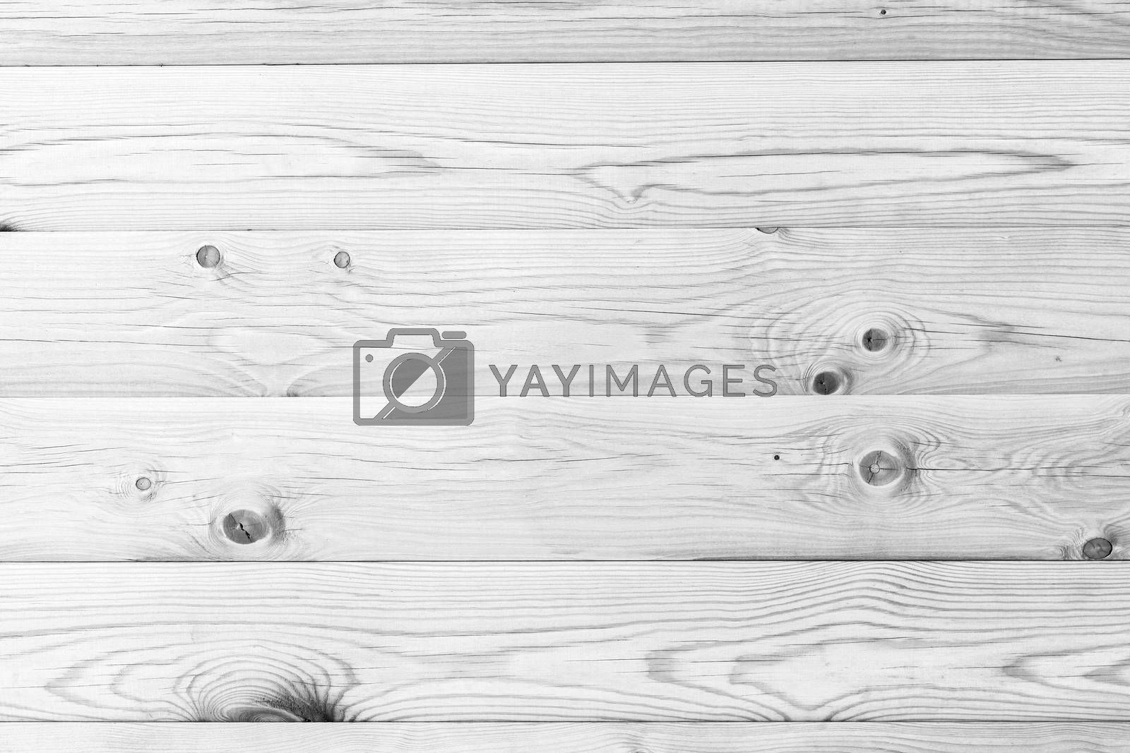 Royalty free image of Vintage  white background of natural wood old wall by H2Oshka