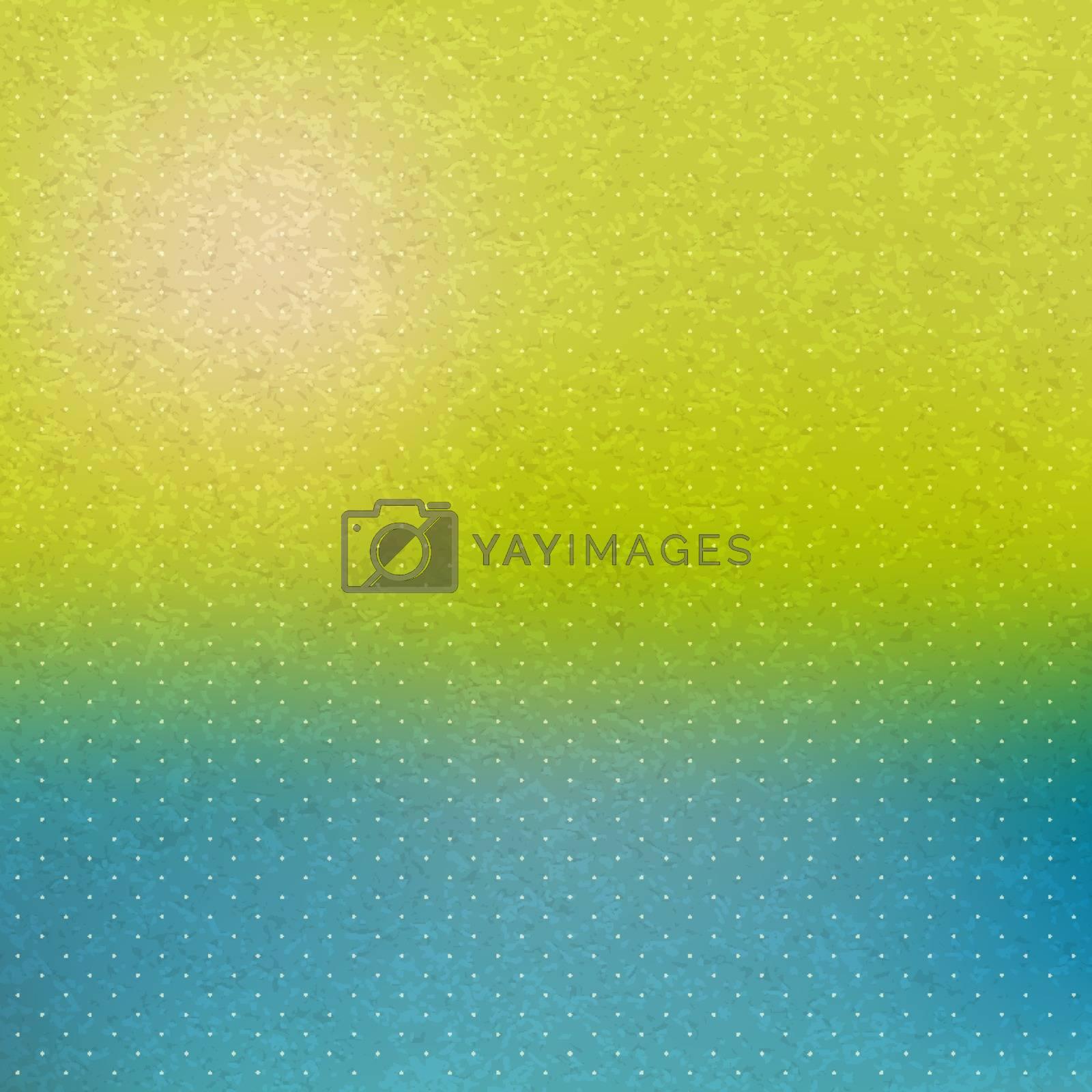 Vector background. Vintage pattern. Soft wallpaper.  by login