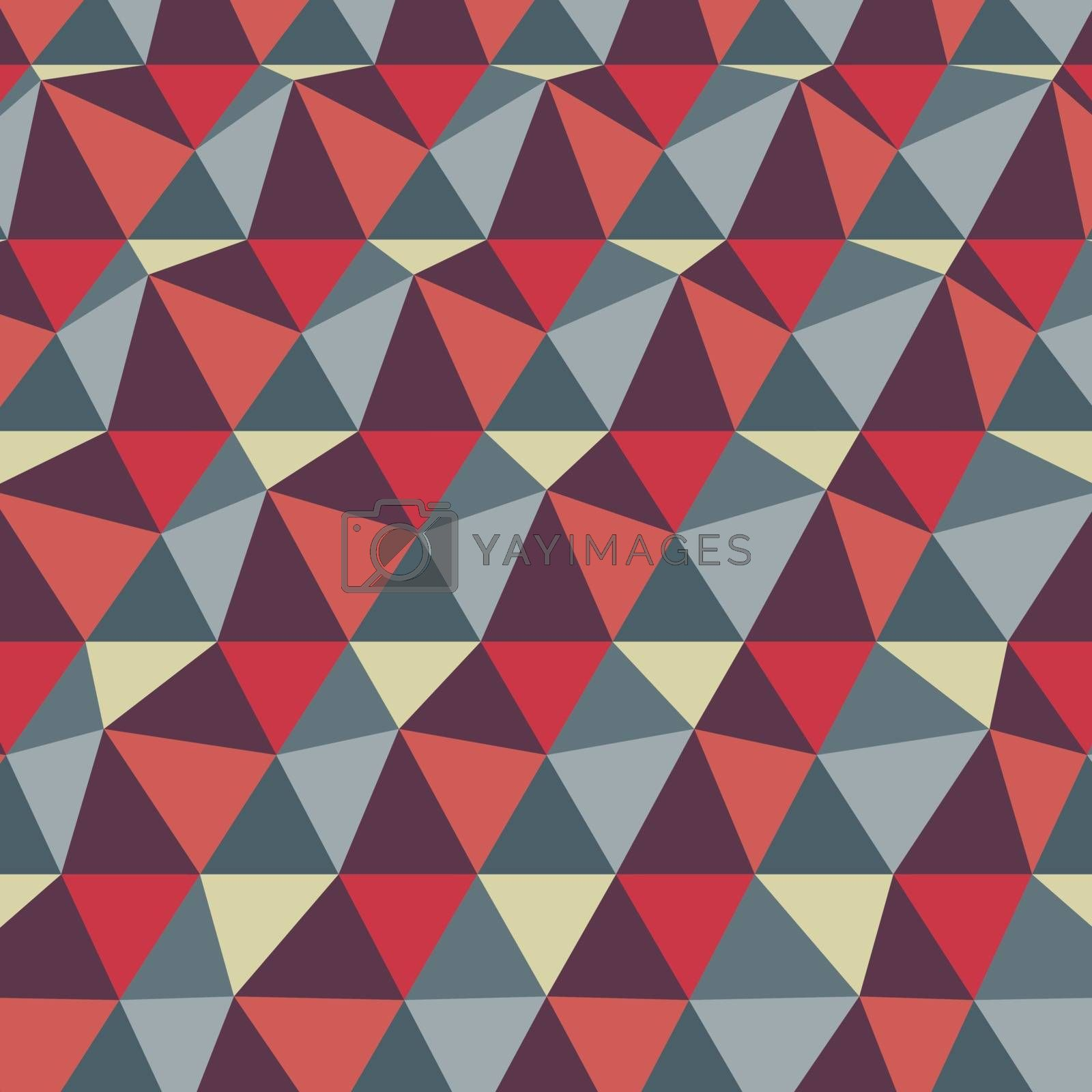 Abstract geometric background. Mosaic. Vector illustration. Can be used for wallpaper, web page background, book cover.