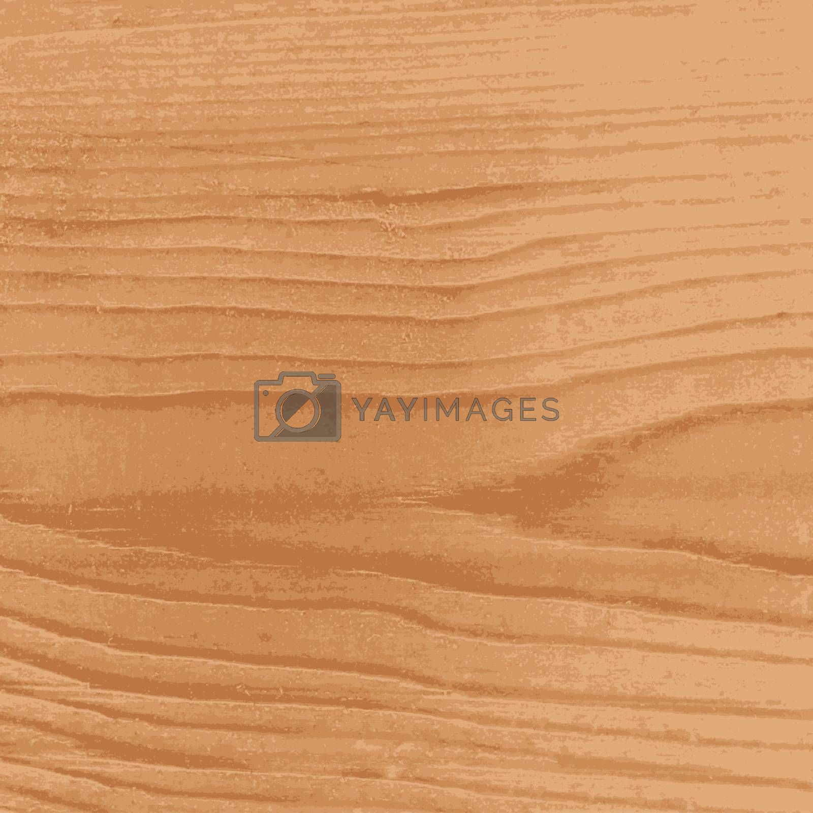 Wooden texture background, Realistic plank. Vector illustration.
