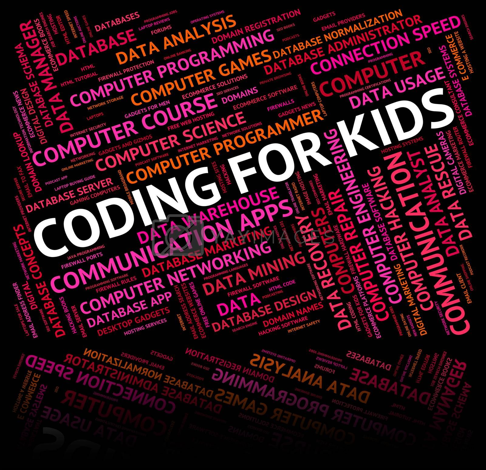 Coding For Kids Meaning Youth Code And Toddlers