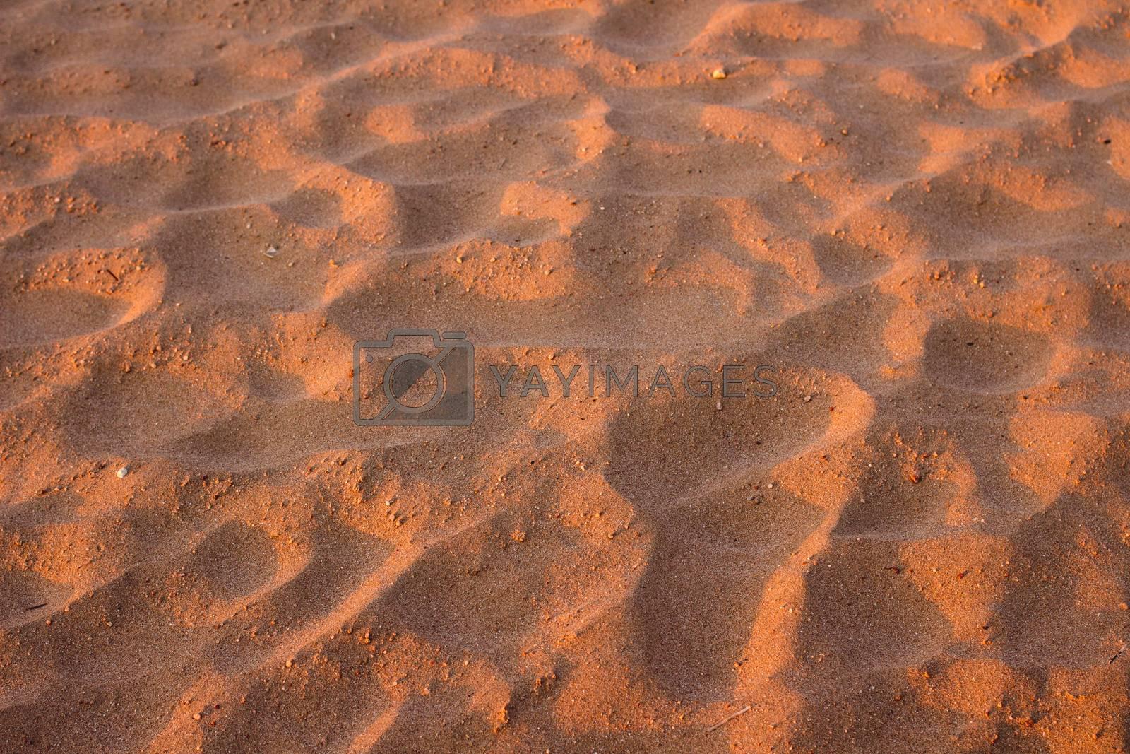 Desert sand texture by Supertrooper