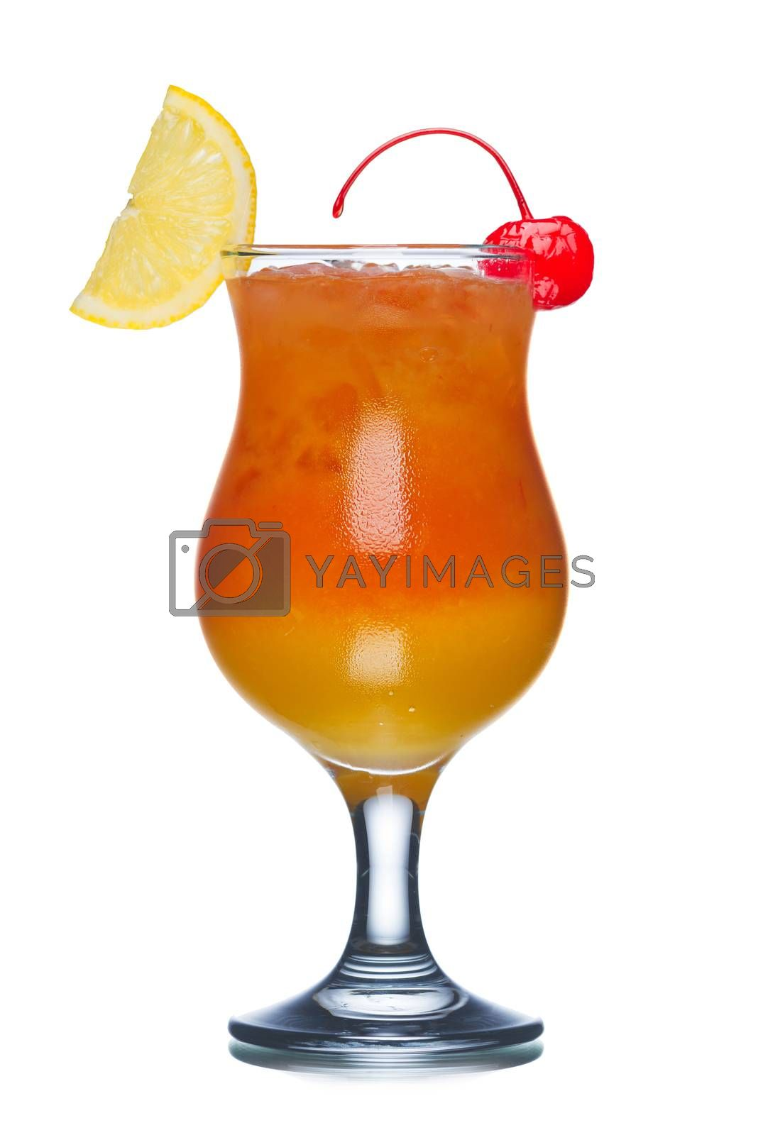 Royalty free image of Angel kiss cocktail by maxsol