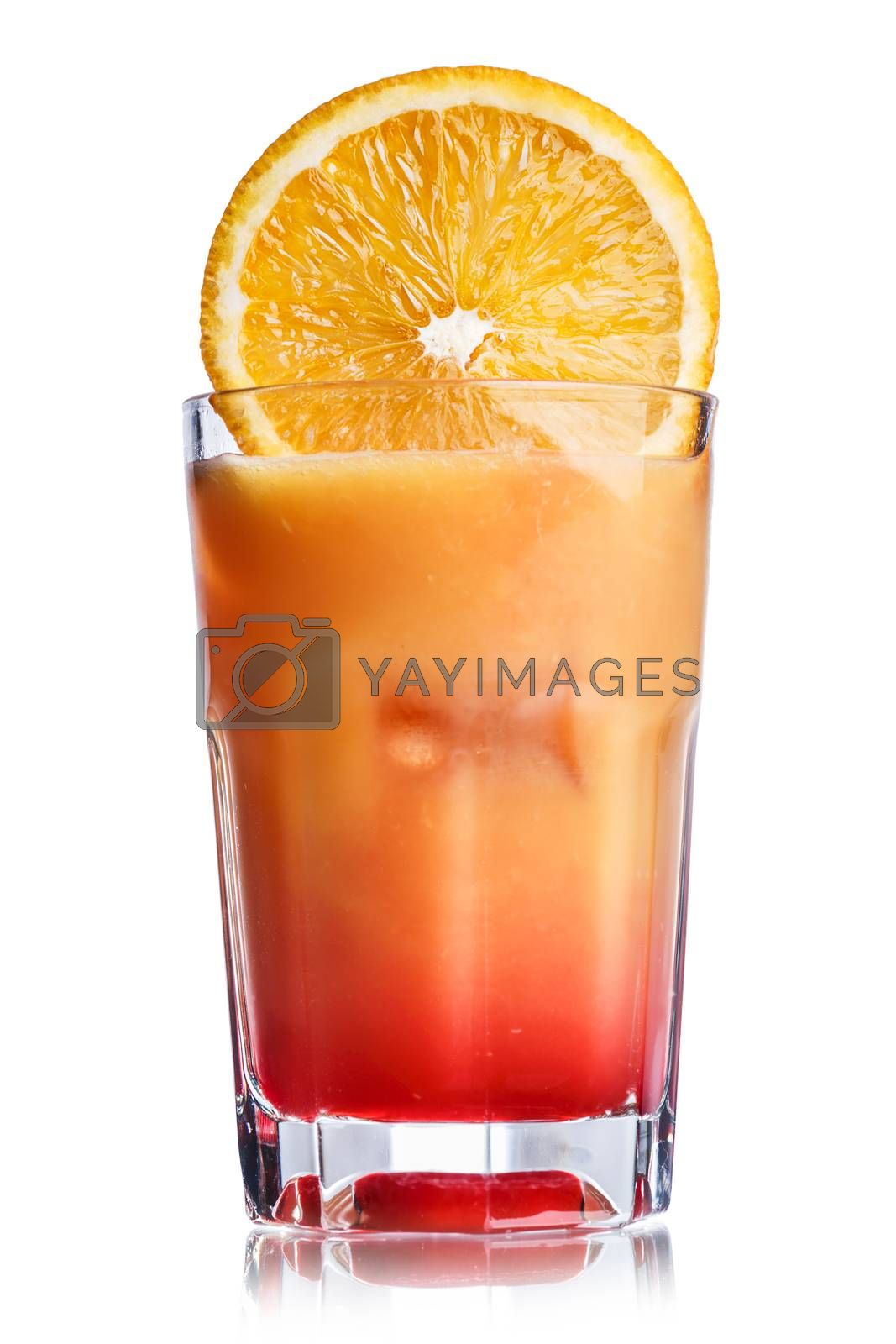 Royalty free image of Tequila sunrise by maxsol