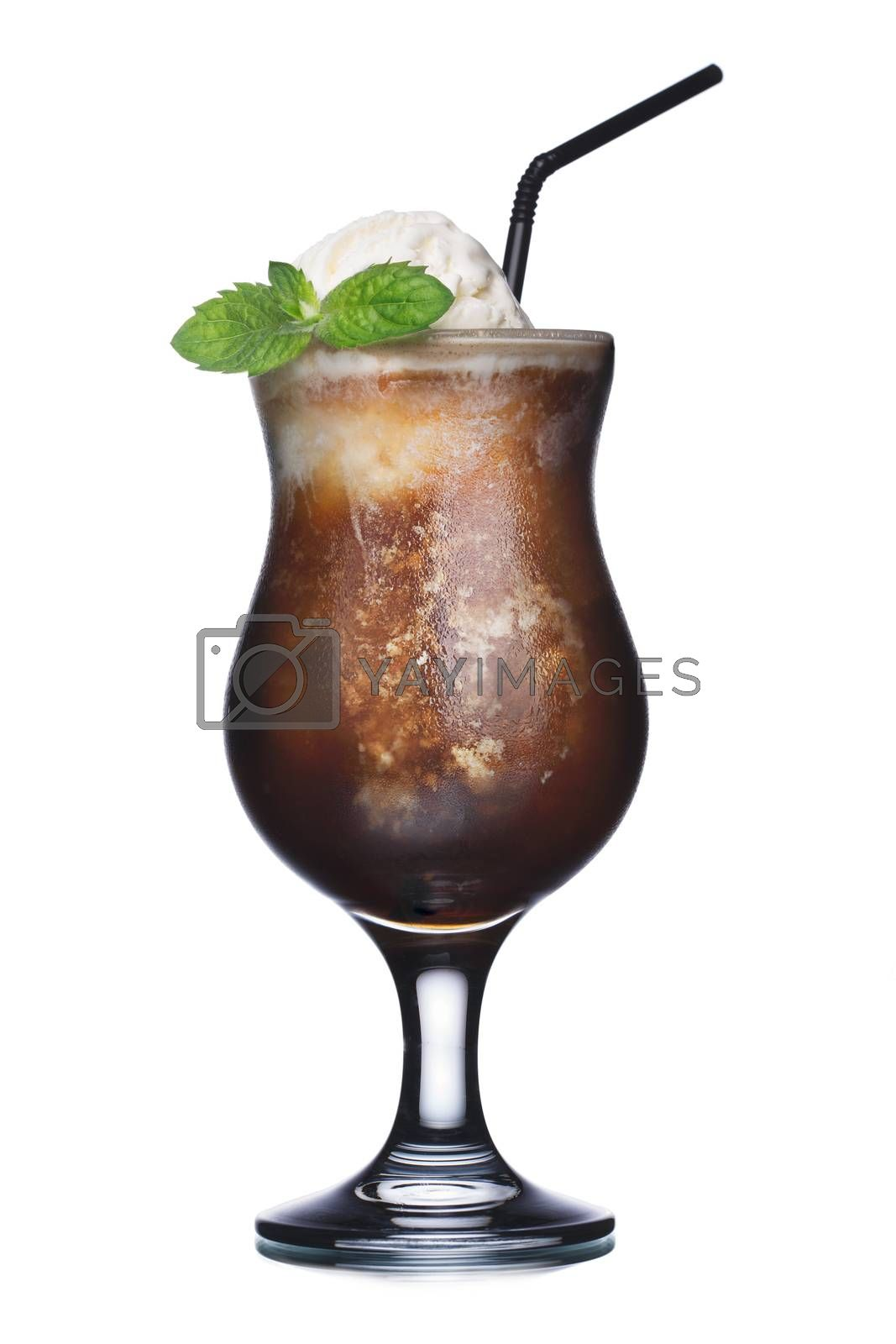 Royalty free image of Alcoholic cocktail by maxsol