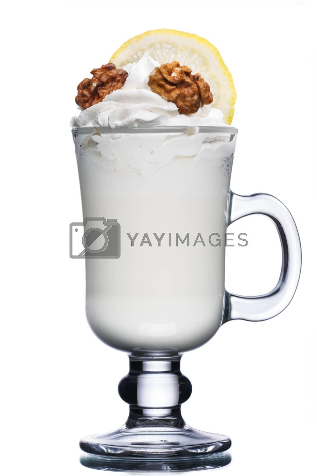 Milk cocktail by maxsol