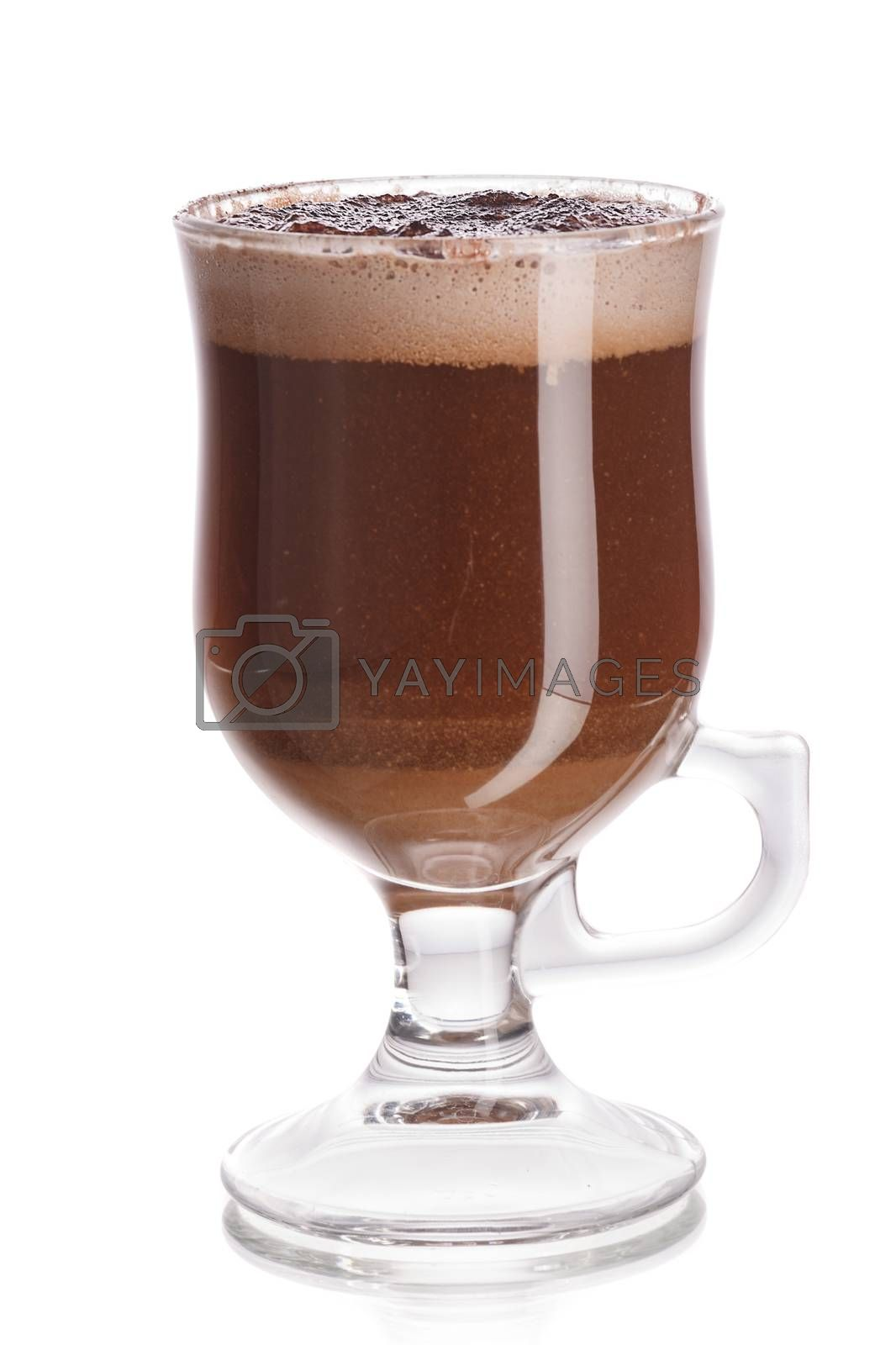 Coffee cocktail by maxsol