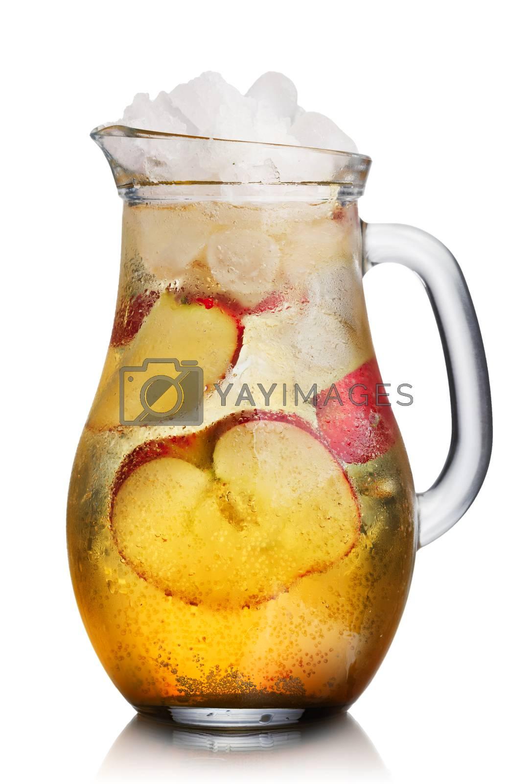 Apple spritzer (apfelschorle) pitcher by maxsol