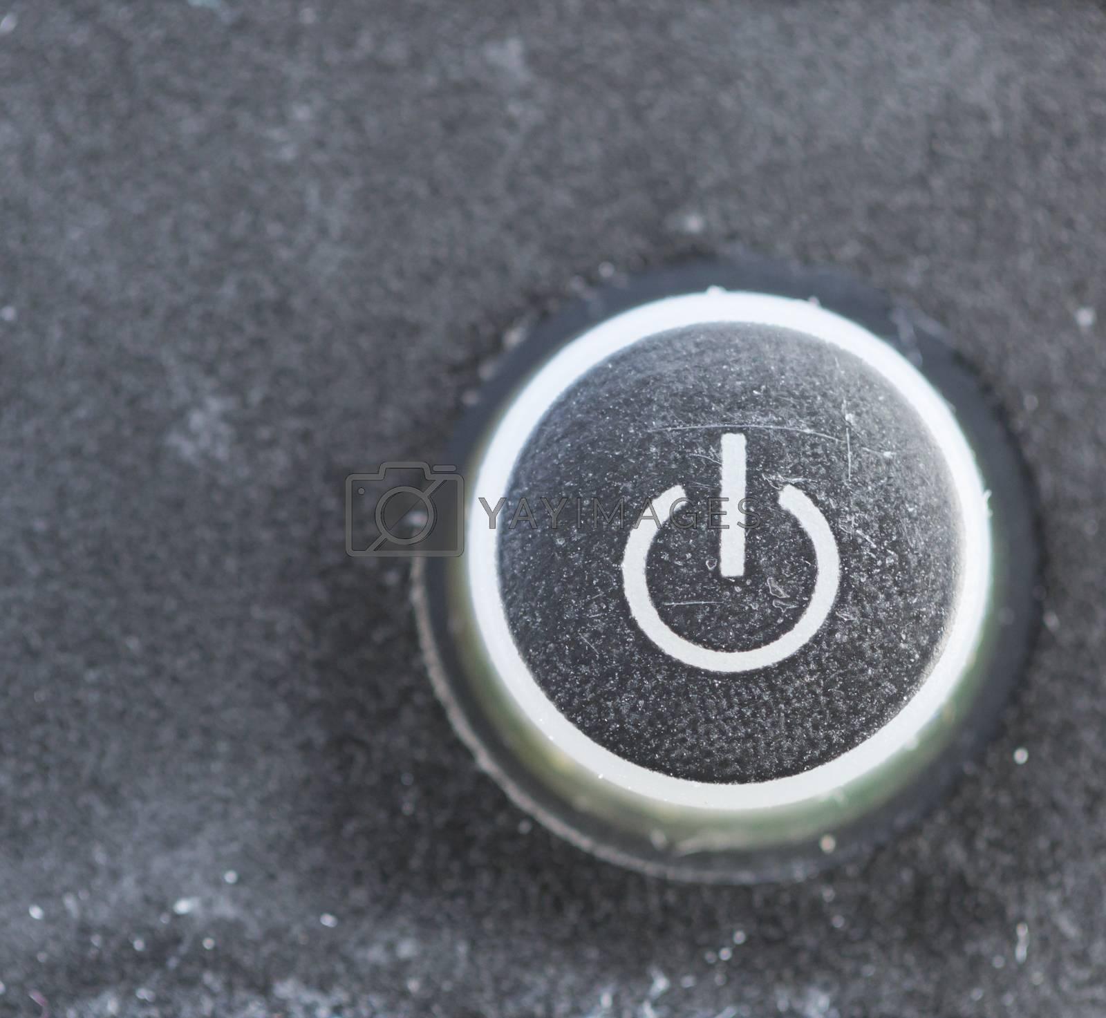 Powen on Button