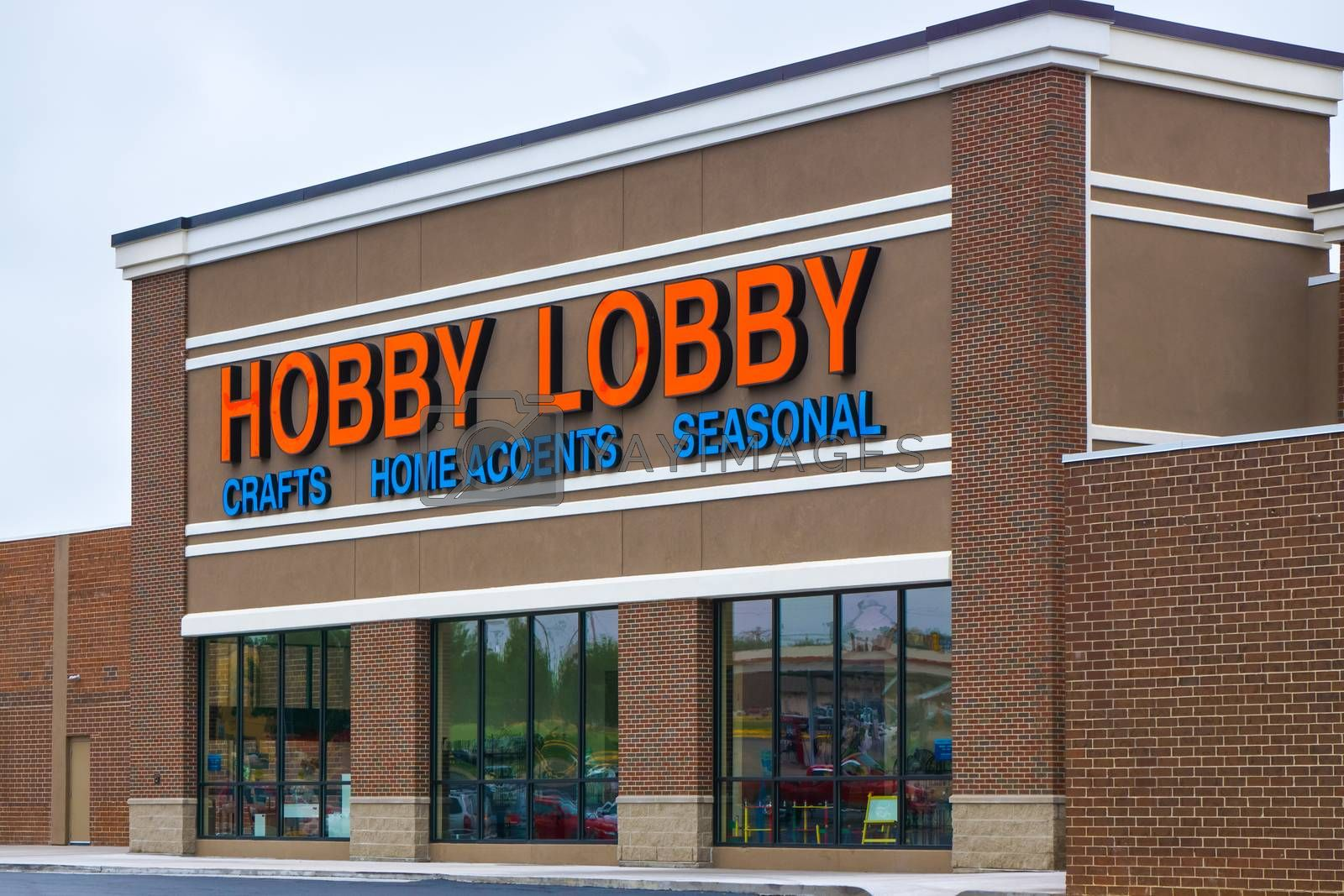 Hobby Lobby Store by wolterk