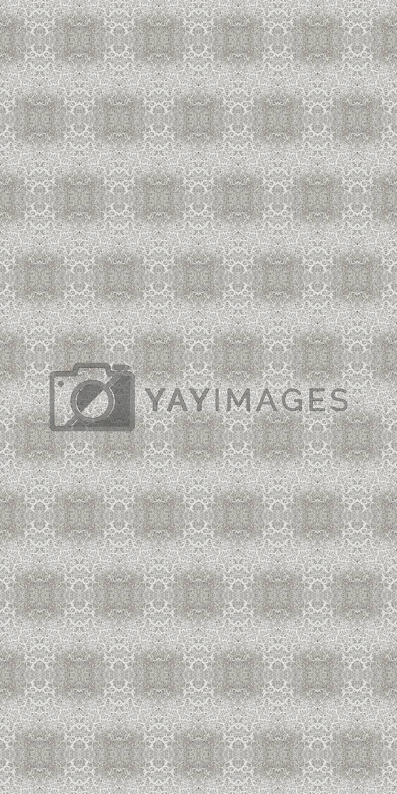 The vintage shabby background with classy patterns