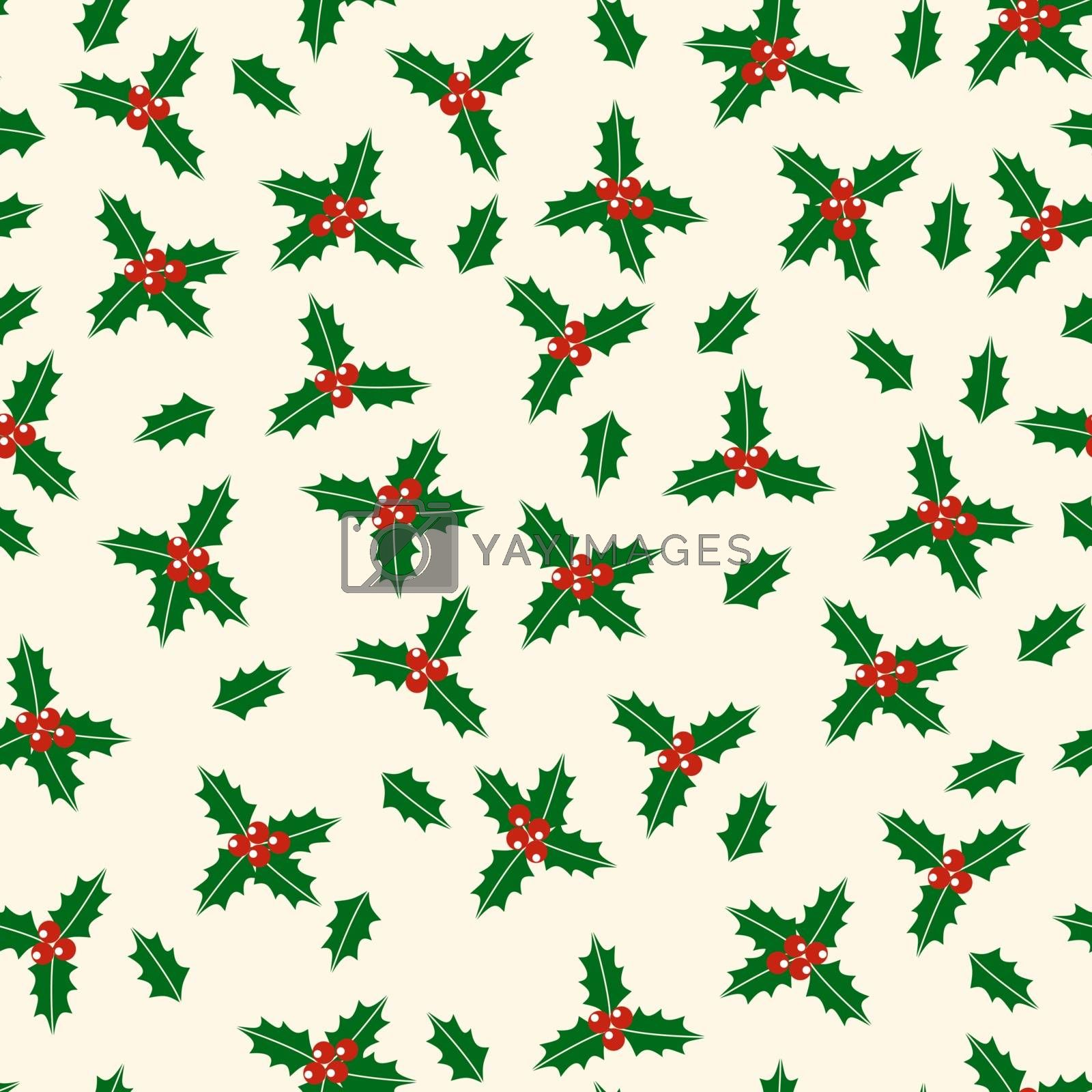 Christmas pattern by kartyl
