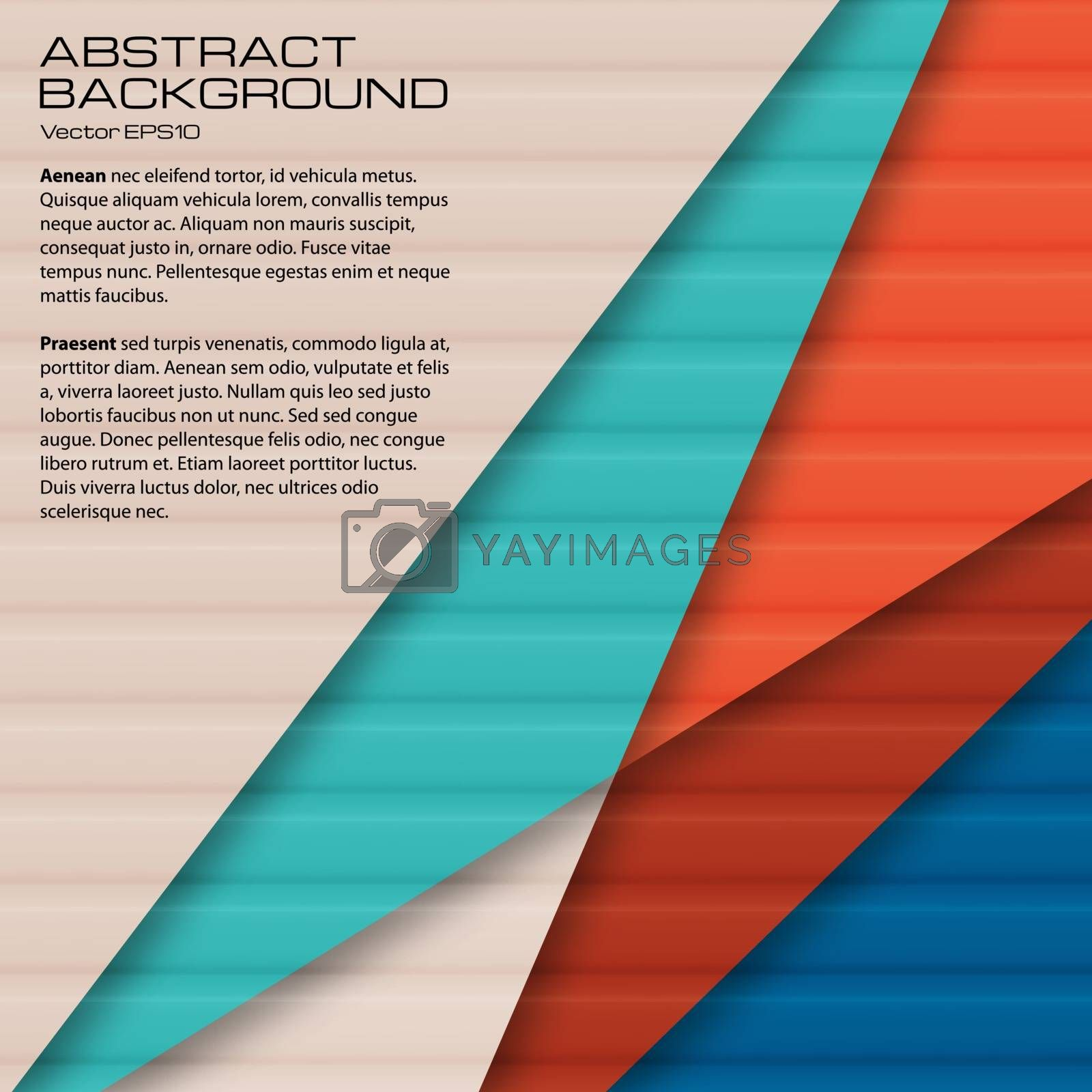 Abstract background by kartyl