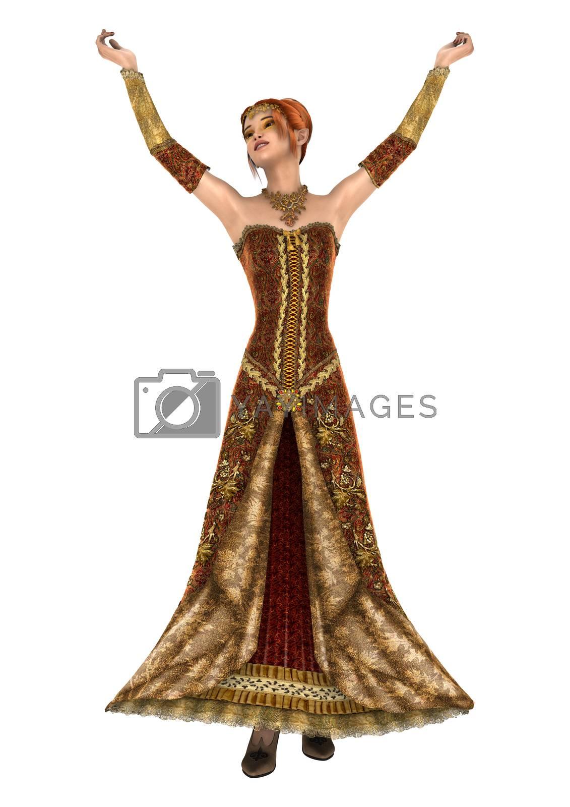 Princess of Autumn by Vac