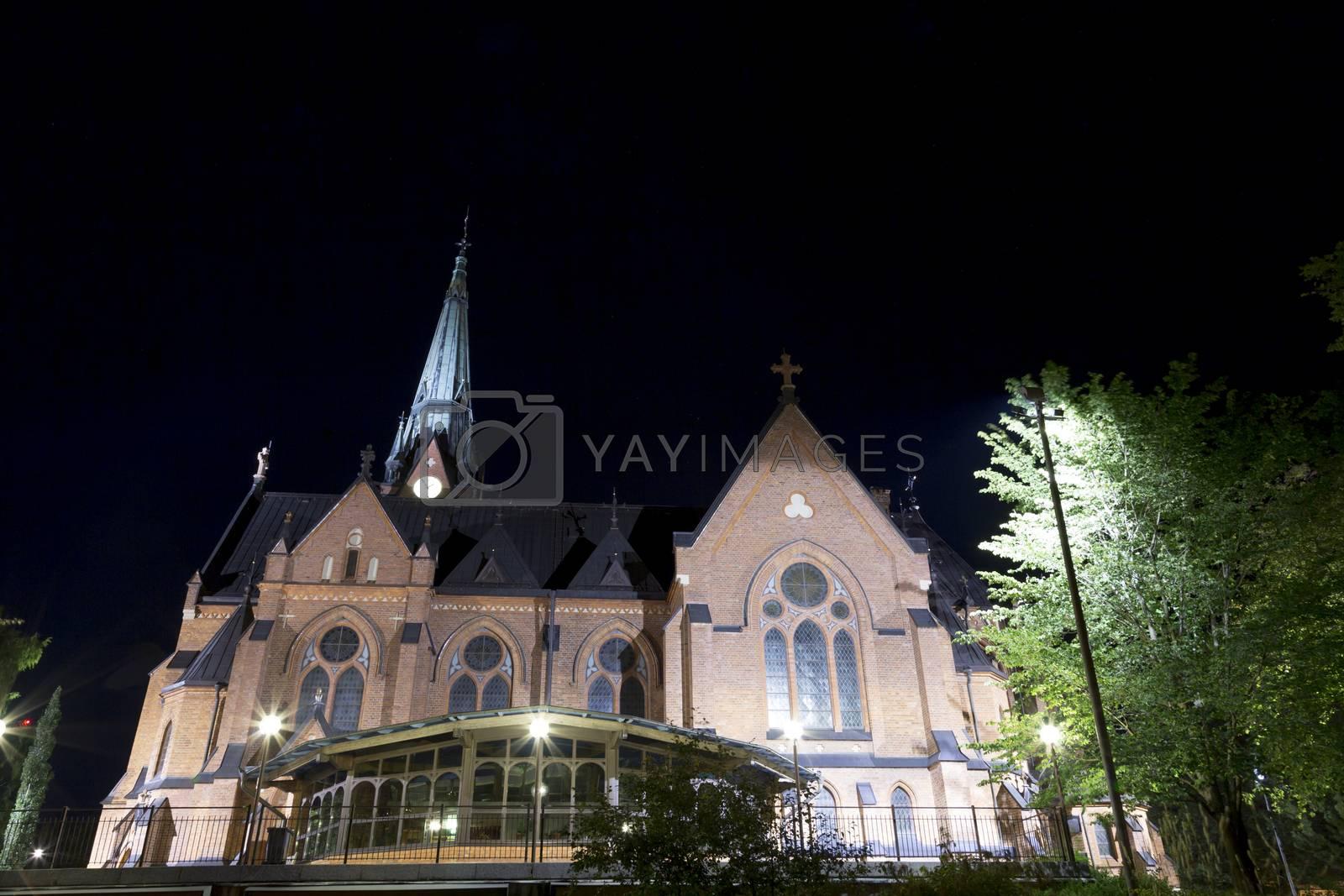 The Church of Umeå, Sweden
