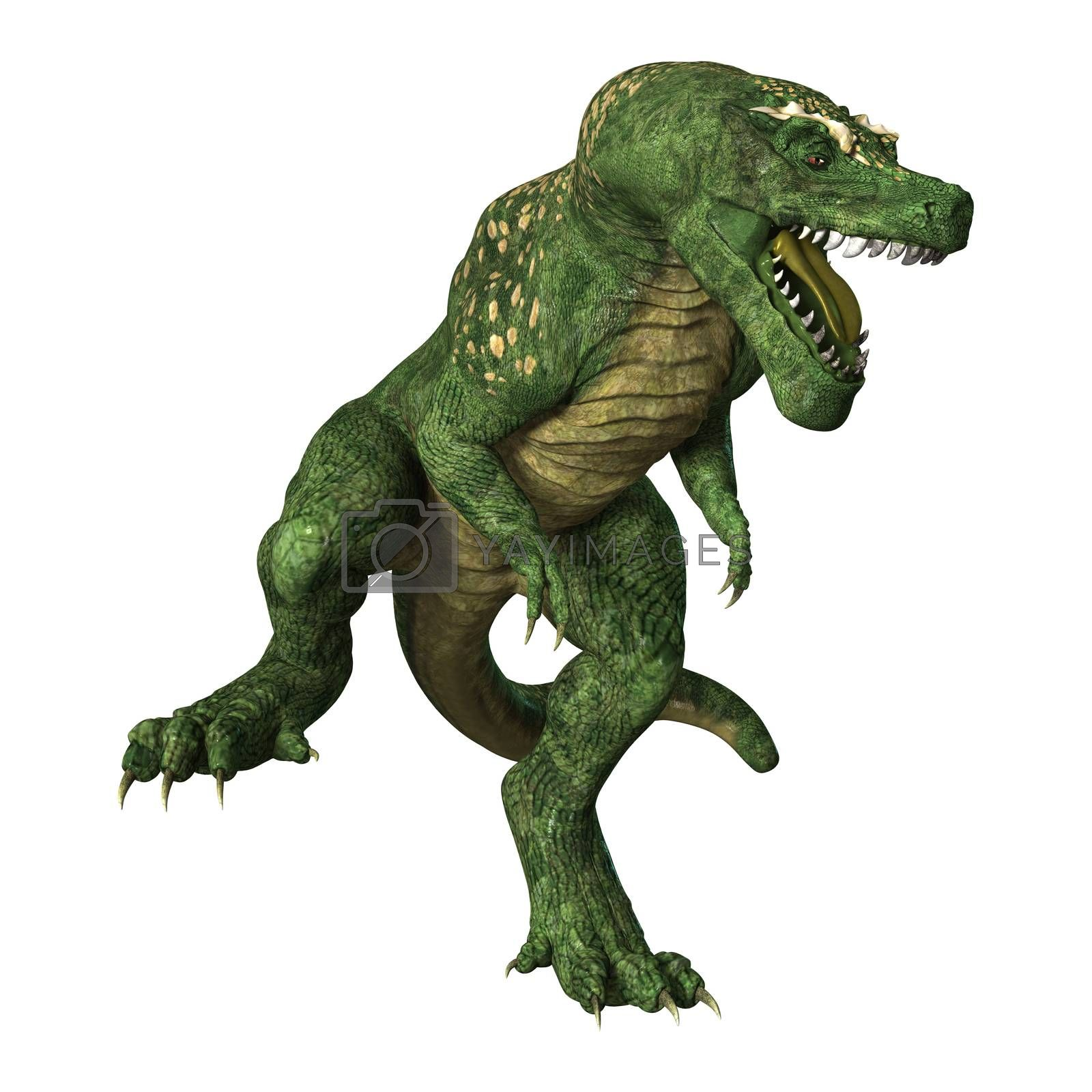 Tyrannosaurus Rex by Vac