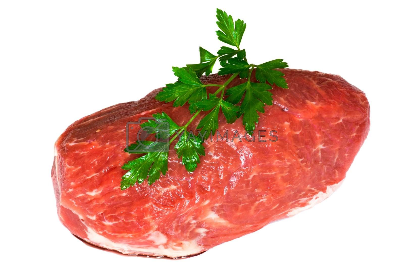 Royalty free image of Meat, by AlexBush