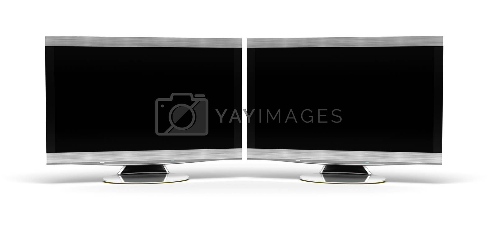 Two HD Display