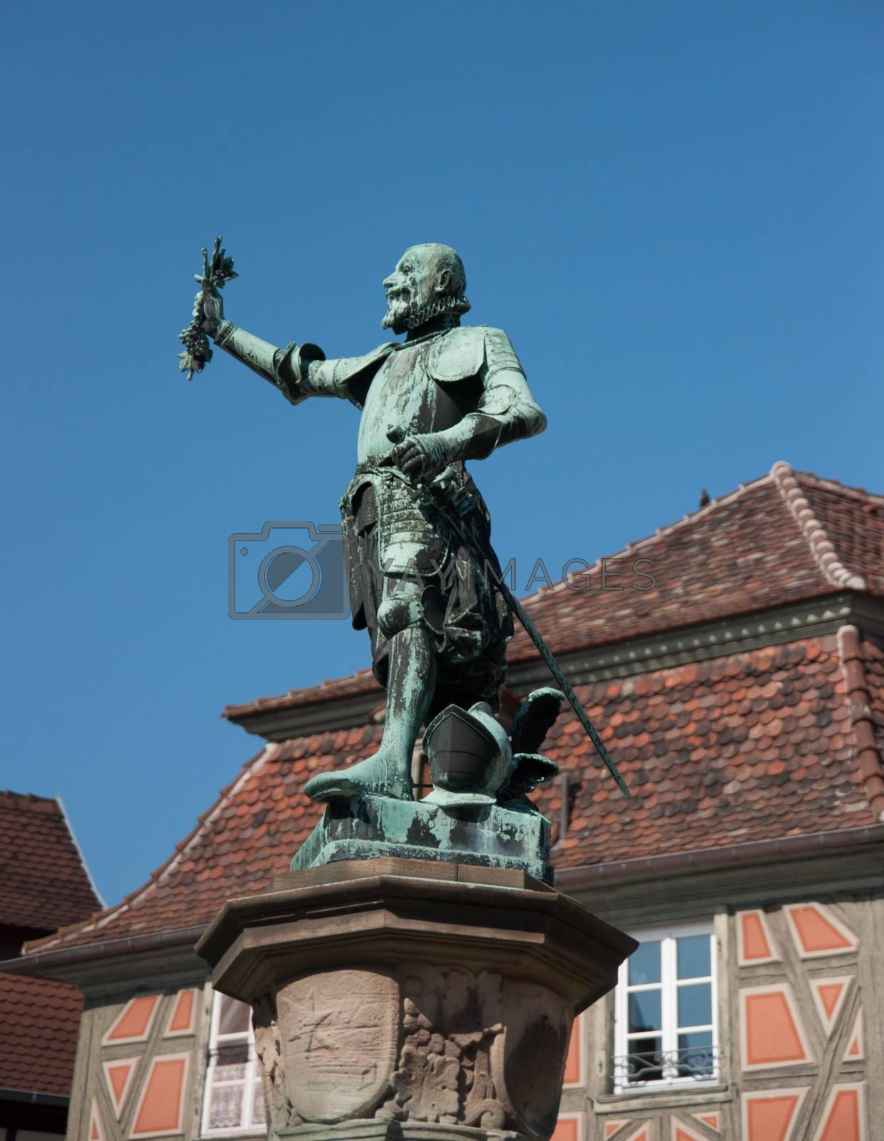 Wine road vacation in Alsace Colmar