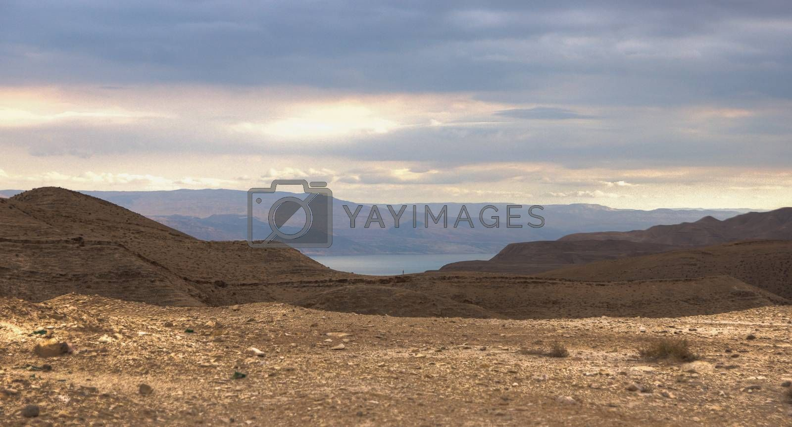 Judean desert in israel attraction for tourists