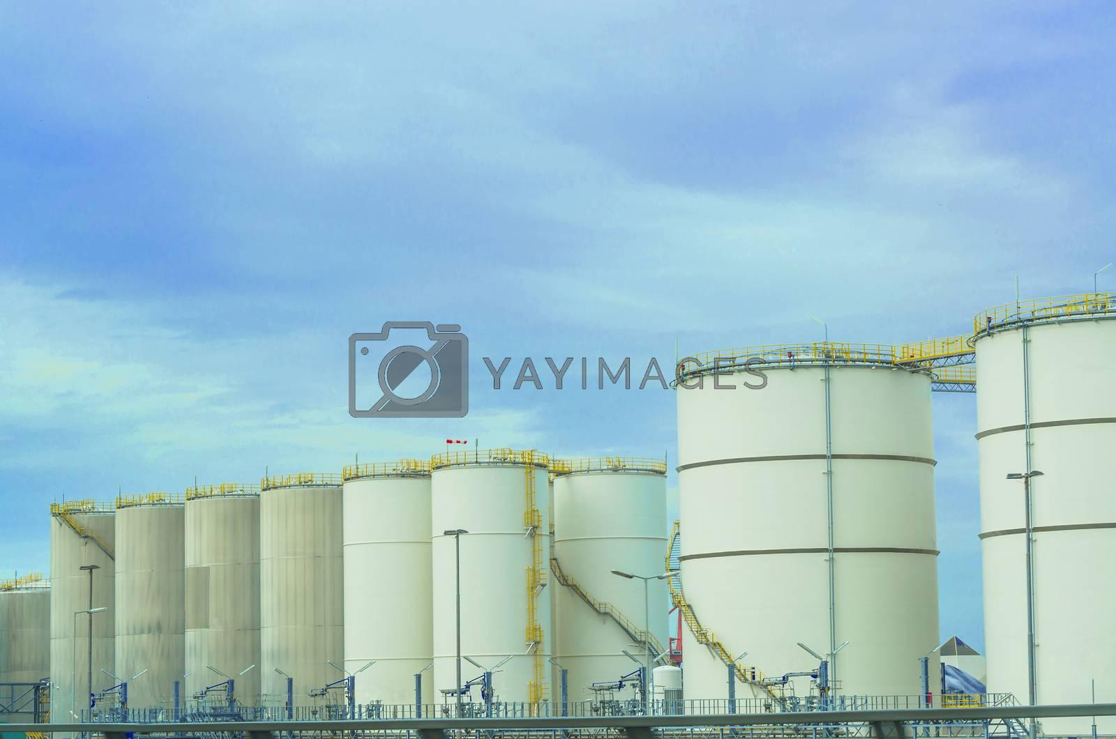 Industrial fuel Depos by JFsPic