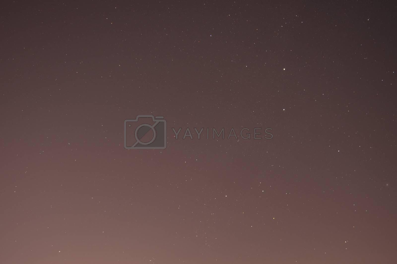 Stars at night by artistrobd