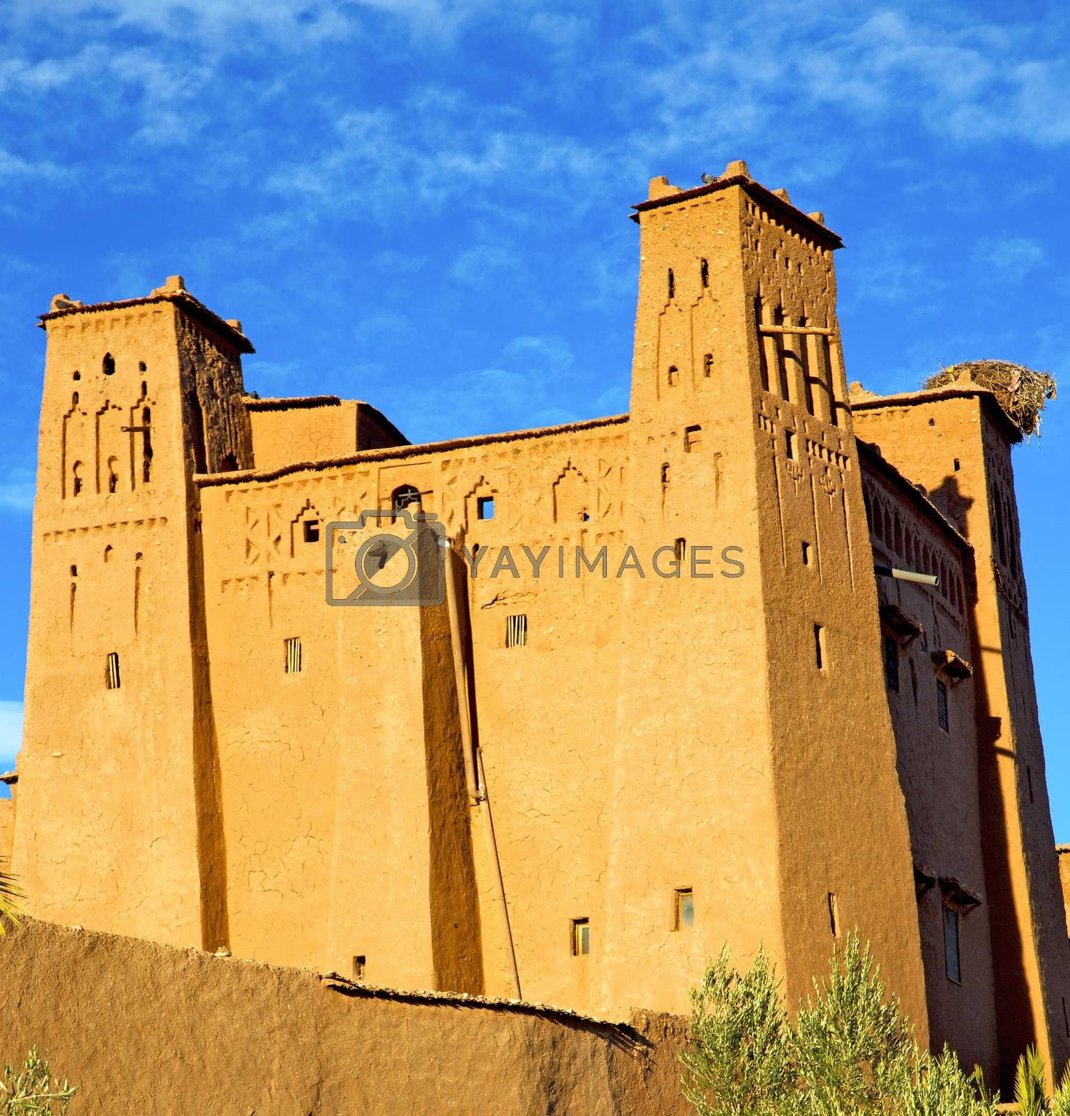 in morocco contruction and the historical village by lkpro