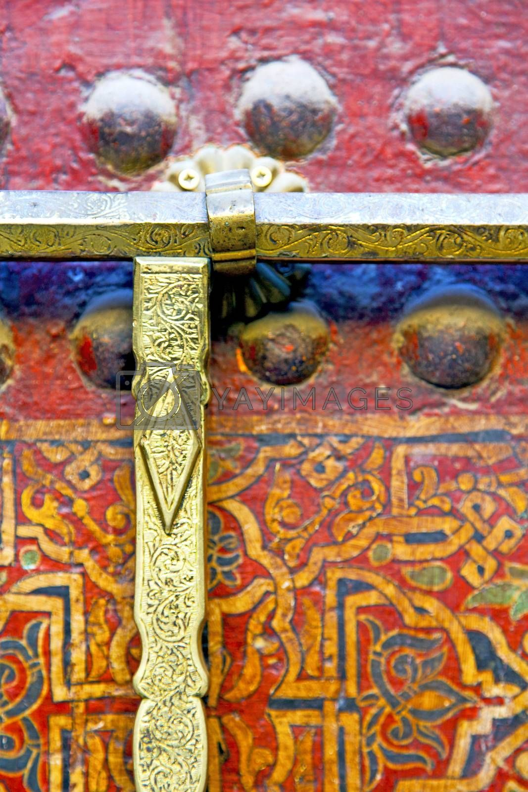 grey metal rusty      morocco in africa the old red gold by lkpro
