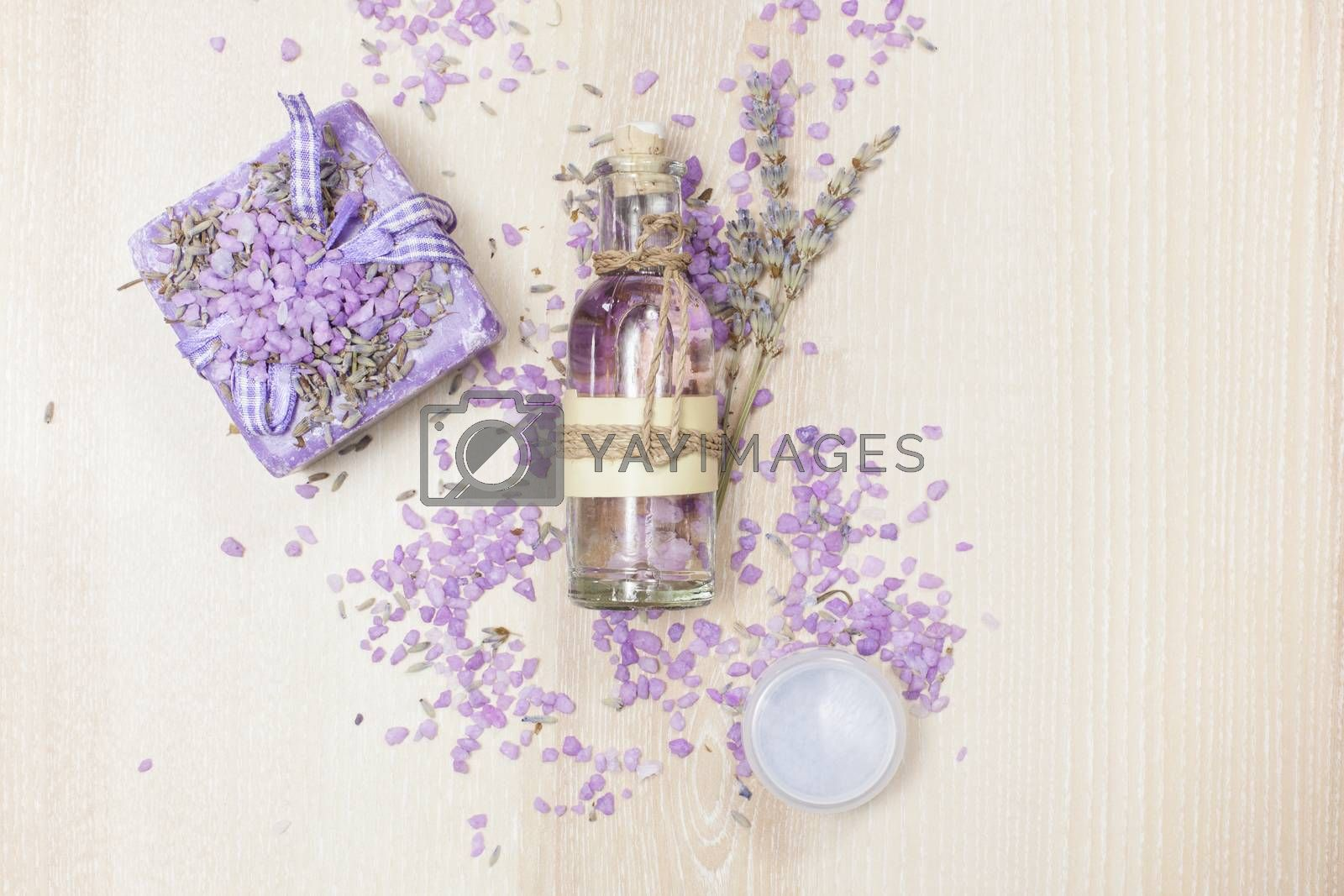 Lavender Beauty Products by Slast20