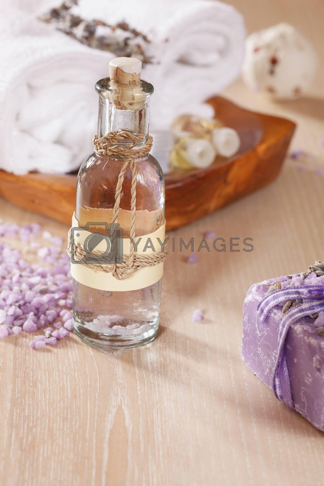Lavender spa treatment. by Slast20
