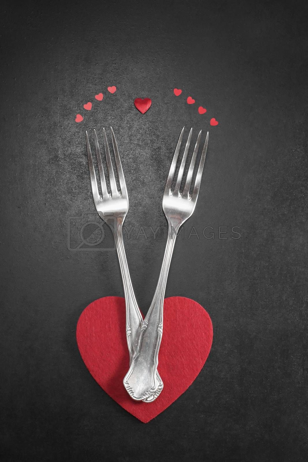 Valentines Day Dinner by Slast20