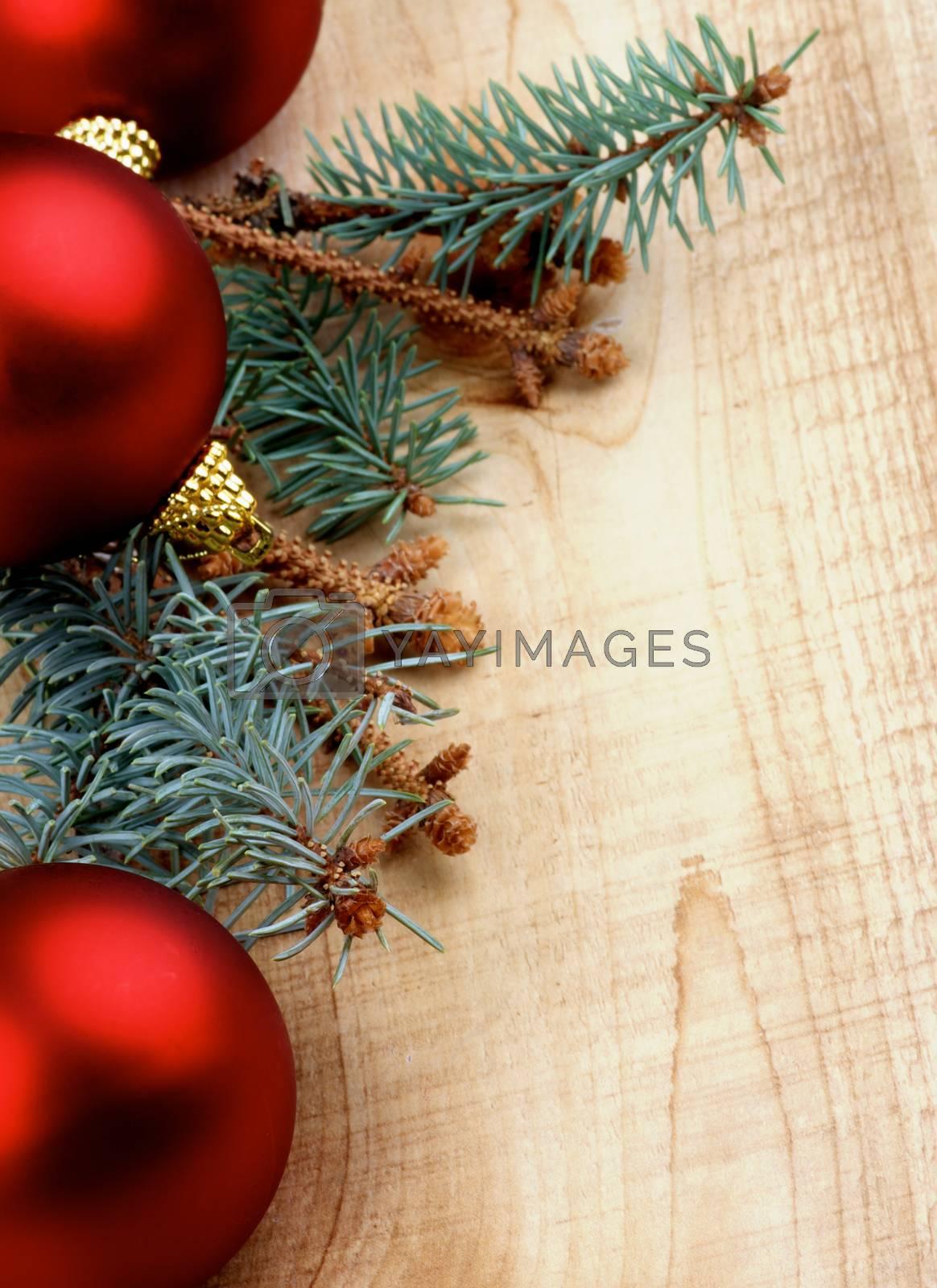 Christmas Decoration by zhekos