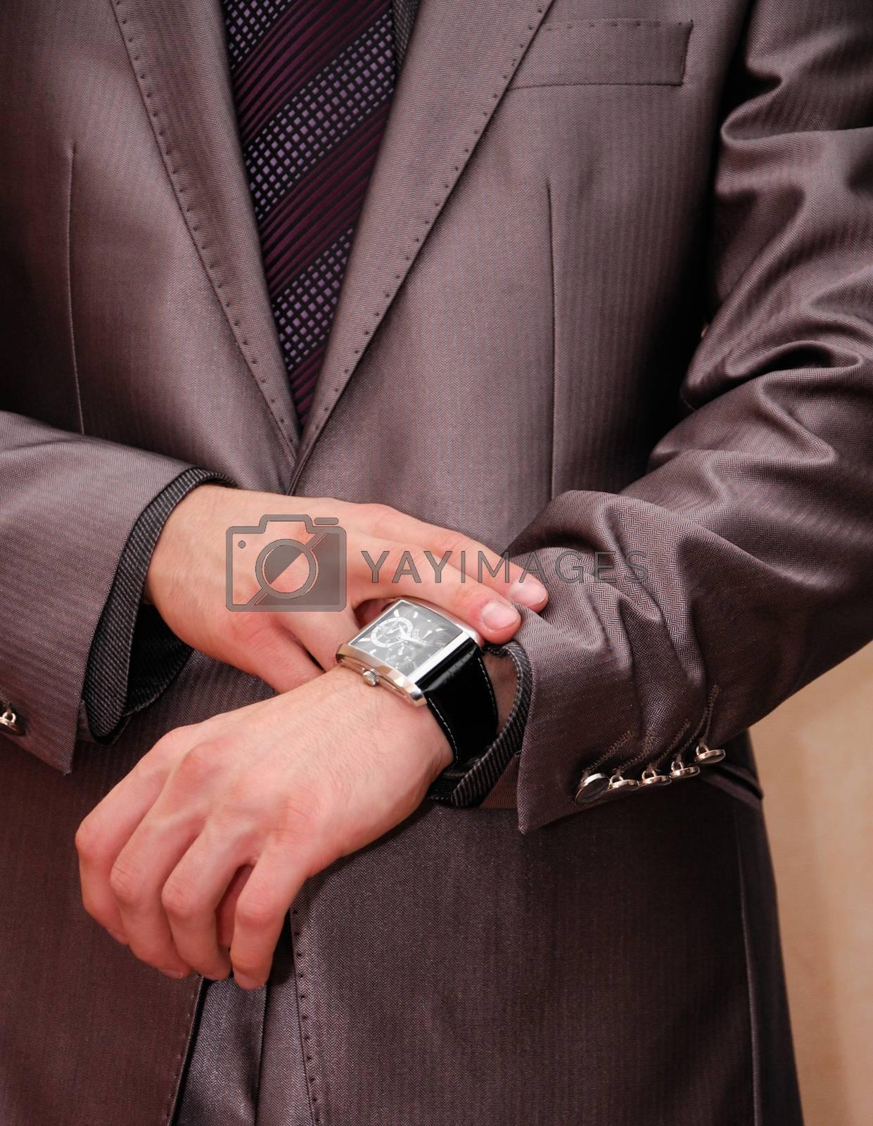 businessman by kimmik