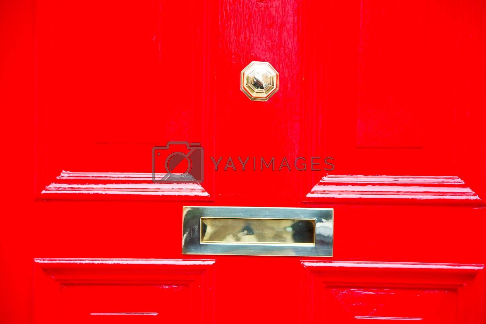 red handle in london antique   by lkpro