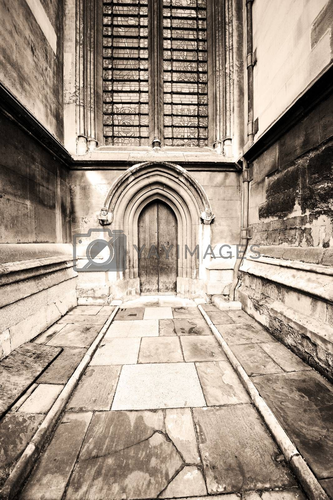 weinstmister  abbey in london old church door and marble antique by lkpro