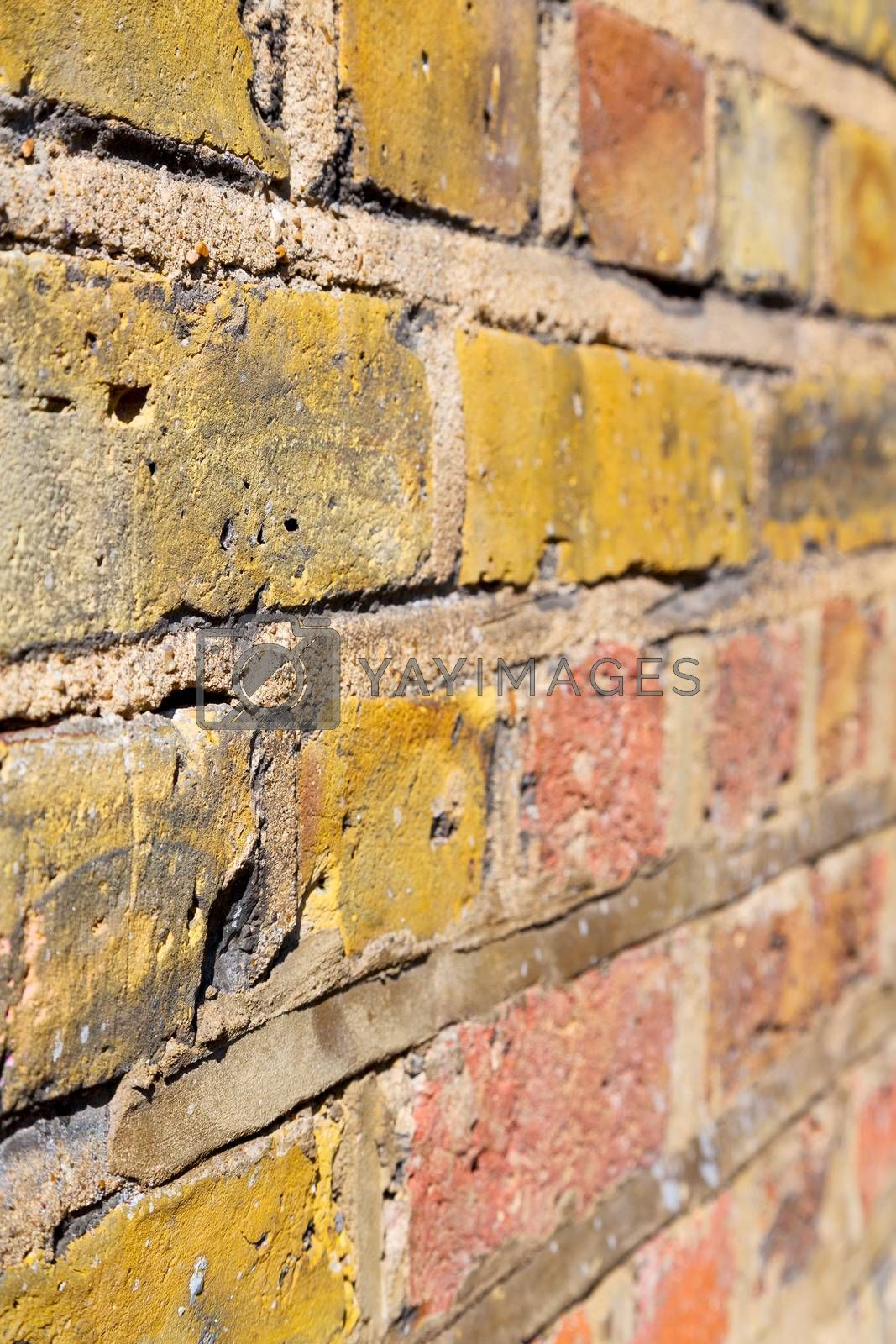 in london     texture  wall and ruined brick by lkpro