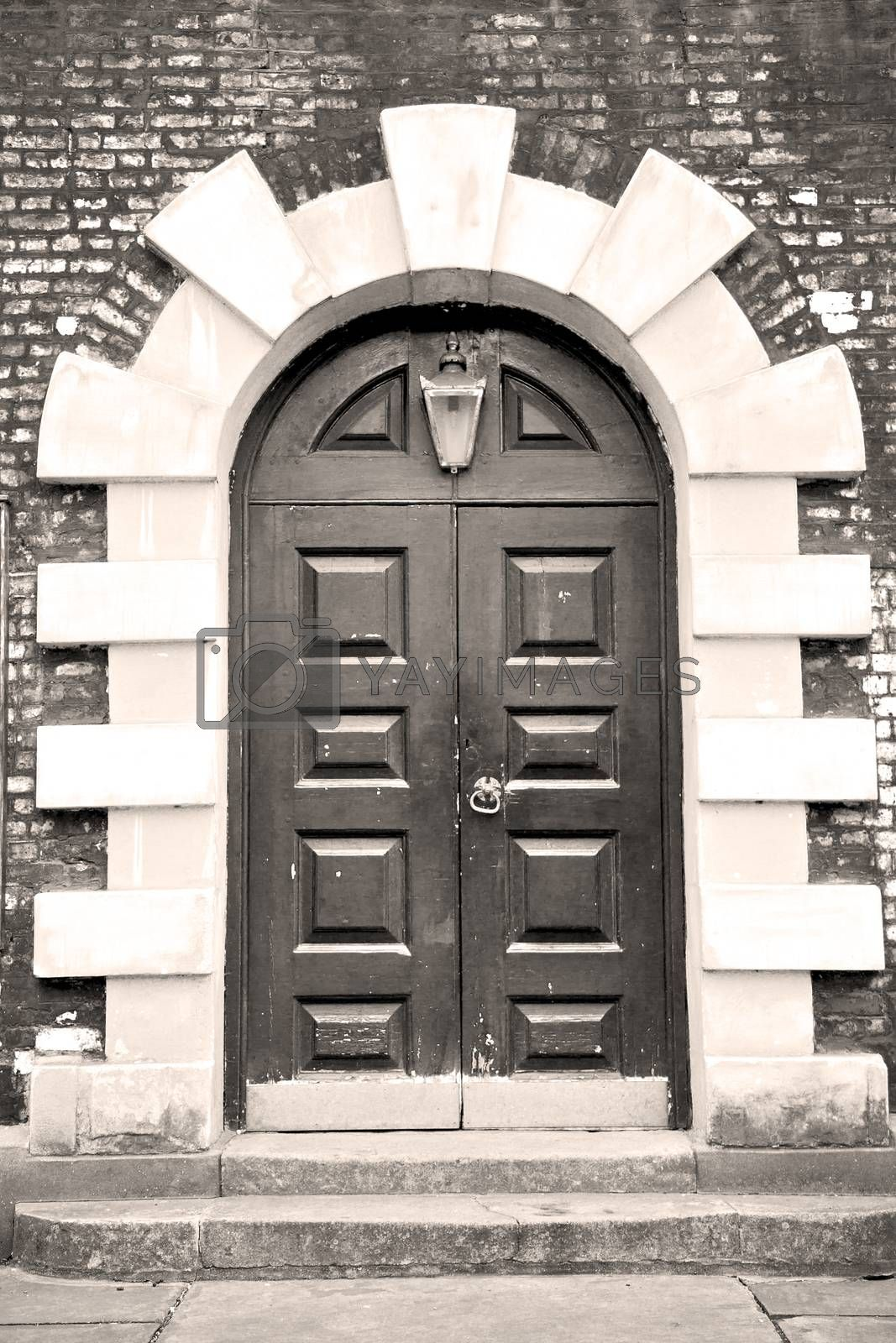 wooden parliament in london old church door and marble antique   by lkpro