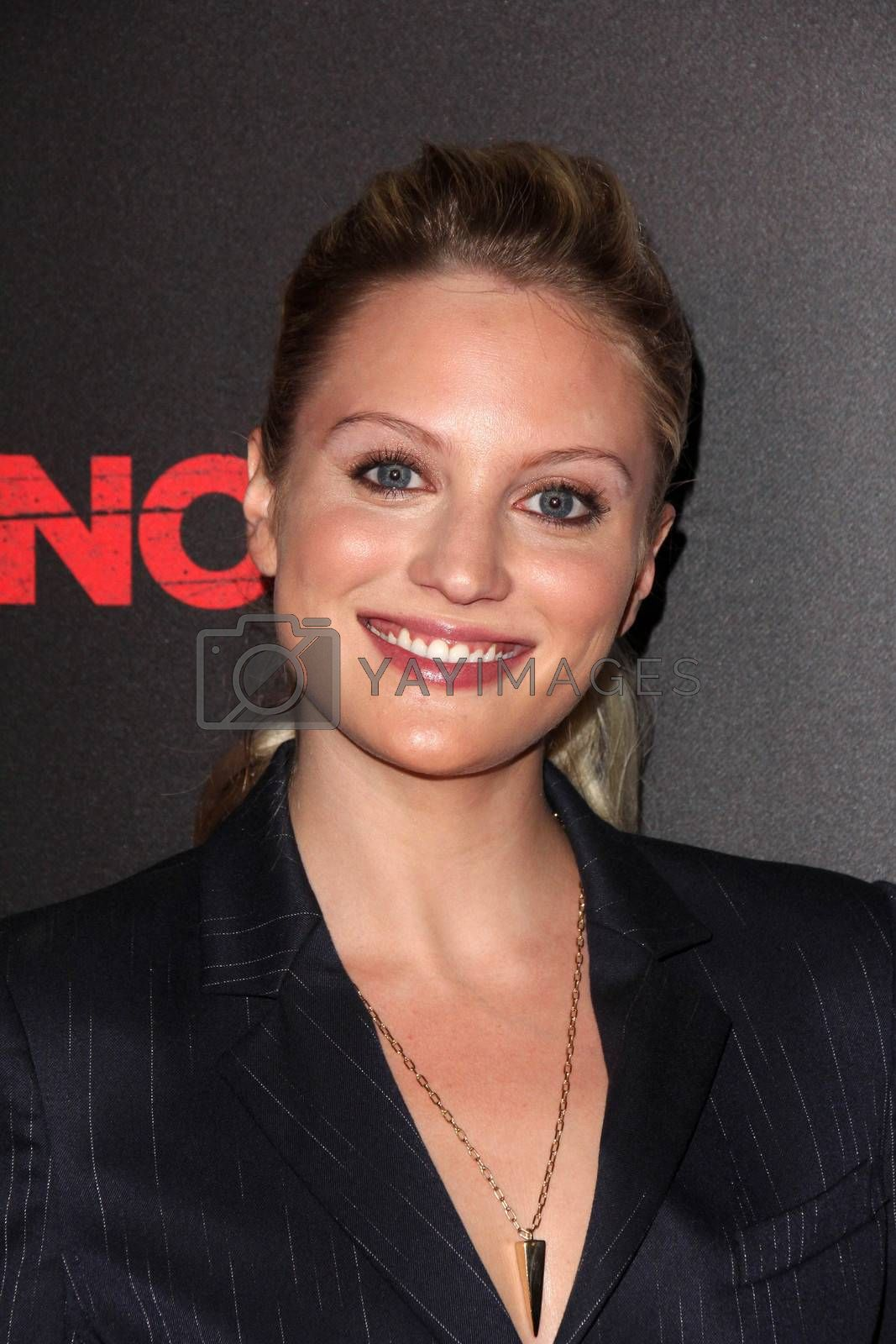 """Kirby Bliss Blanton at the """"Knock Knock"""" Los Angeles Premiere, TCL Chinese Theater, Hollywood, CA 10-08-15/ImageCollect by ImageCollect"""