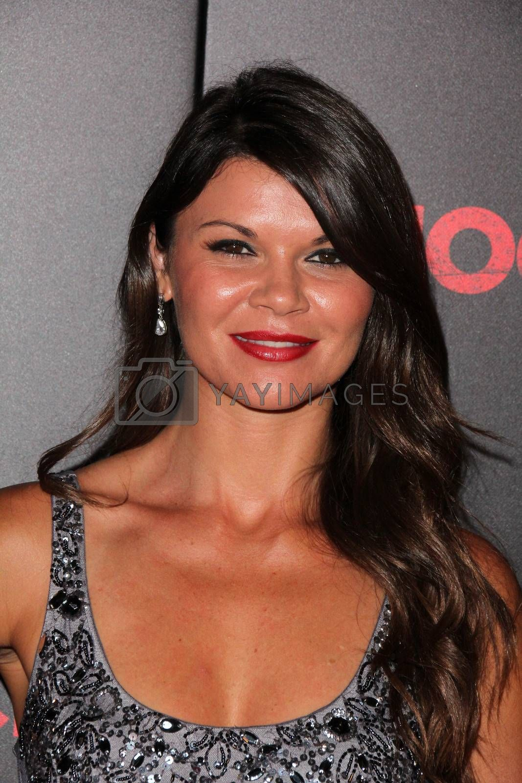 "Danielle Vasinova at the ""Knock Knock"" Los Angeles Premiere, TCL Chinese Theater, Hollywood, CA 10-08-15/ImageCollect by ImageCollect"