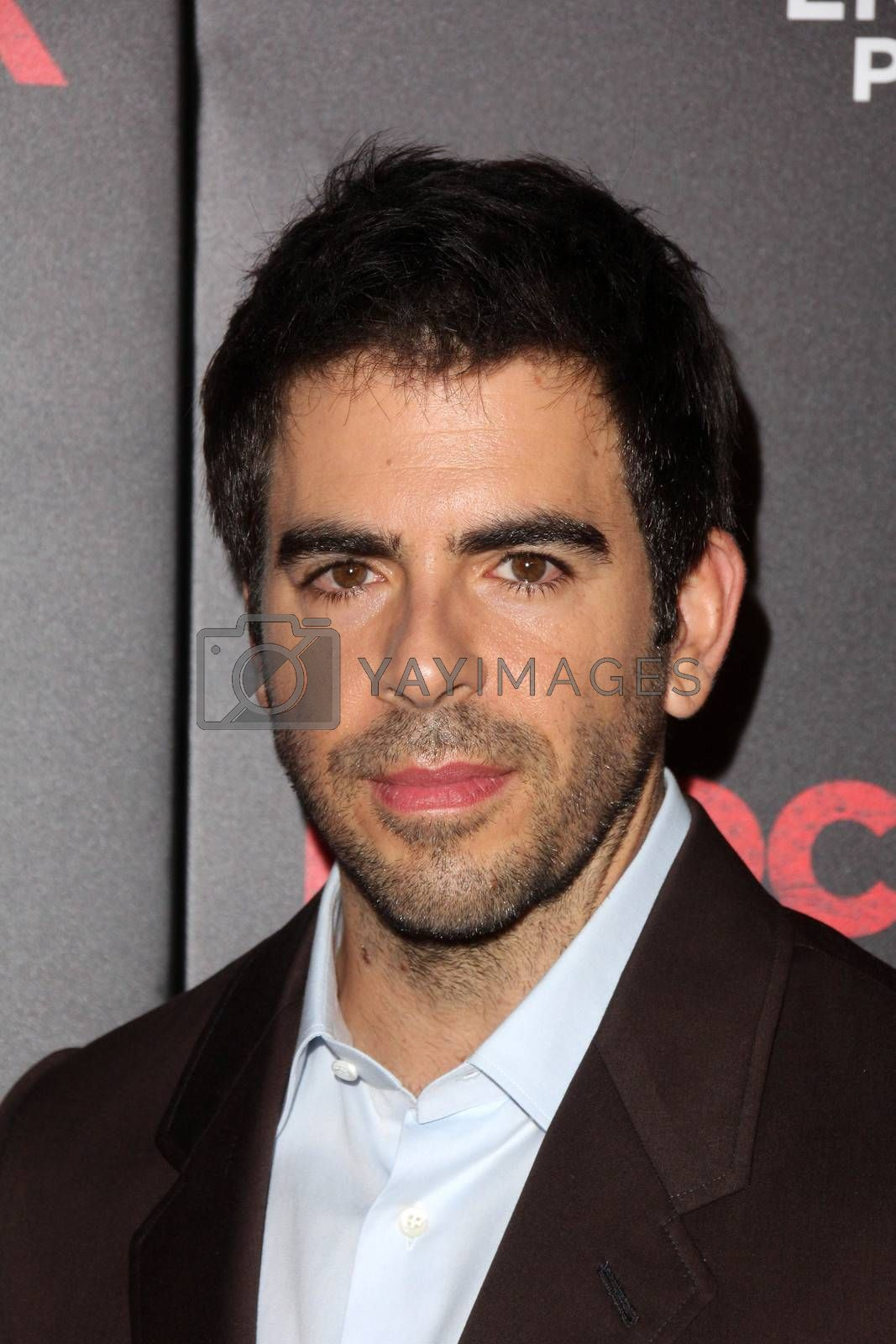 """Eli Roth at the """"Knock Knock"""" Los Angeles Premiere, TCL Chinese Theater, Hollywood, CA 10-08-15/ImageCollect by ImageCollect"""