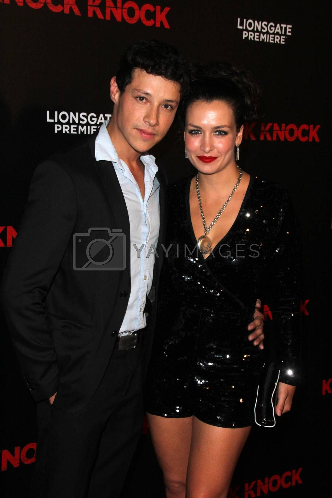 "Reynaldo Pacheco at the ""Knock Knock"" Los Angeles Premiere, TCL Chinese Theater, Hollywood, CA 10-08-15/ImageCollect by ImageCollect"