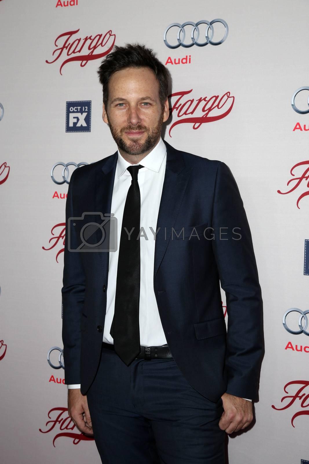"Ryan O'Nan at the ""Fargo"" Season 2 Premiere Screening, ArcLight, Hollywood, CA 10-07-15/ImageCollect by ImageCollect"
