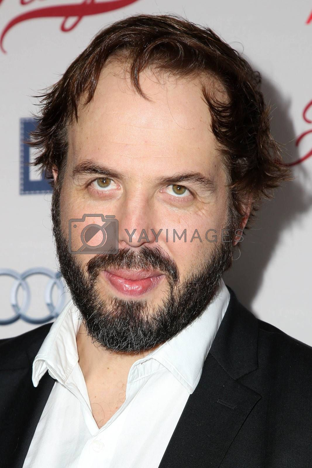 "Angus Sampson at the ""Fargo"" Season 2 Premiere Screening, ArcLight, Hollywood, CA 10-07-15/ImageCollect by ImageCollect"