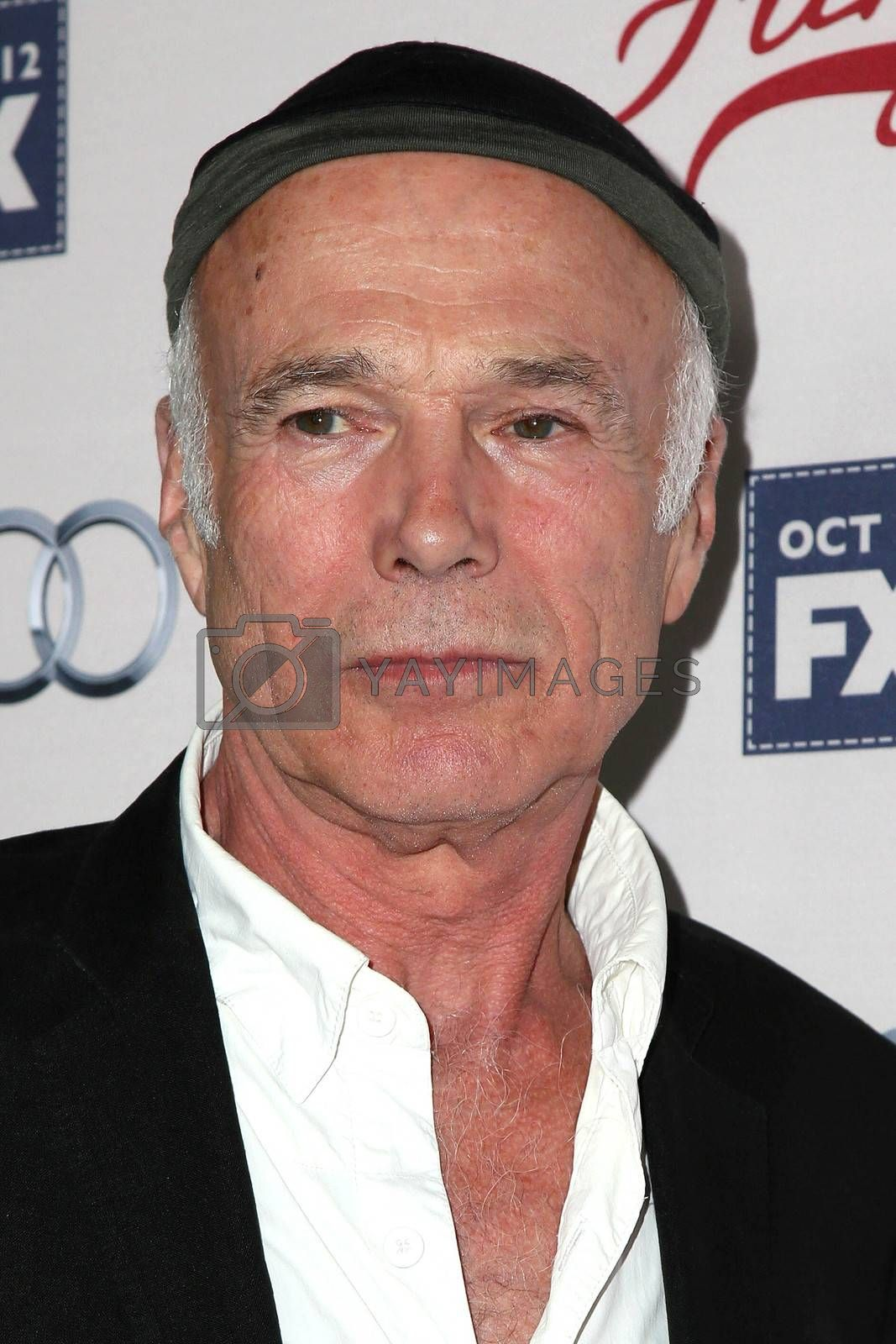 """Michael Hogan at the """"Fargo"""" Season 2 Premiere Screening, ArcLight, Hollywood, CA 10-07-15/ImageCollect by ImageCollect"""
