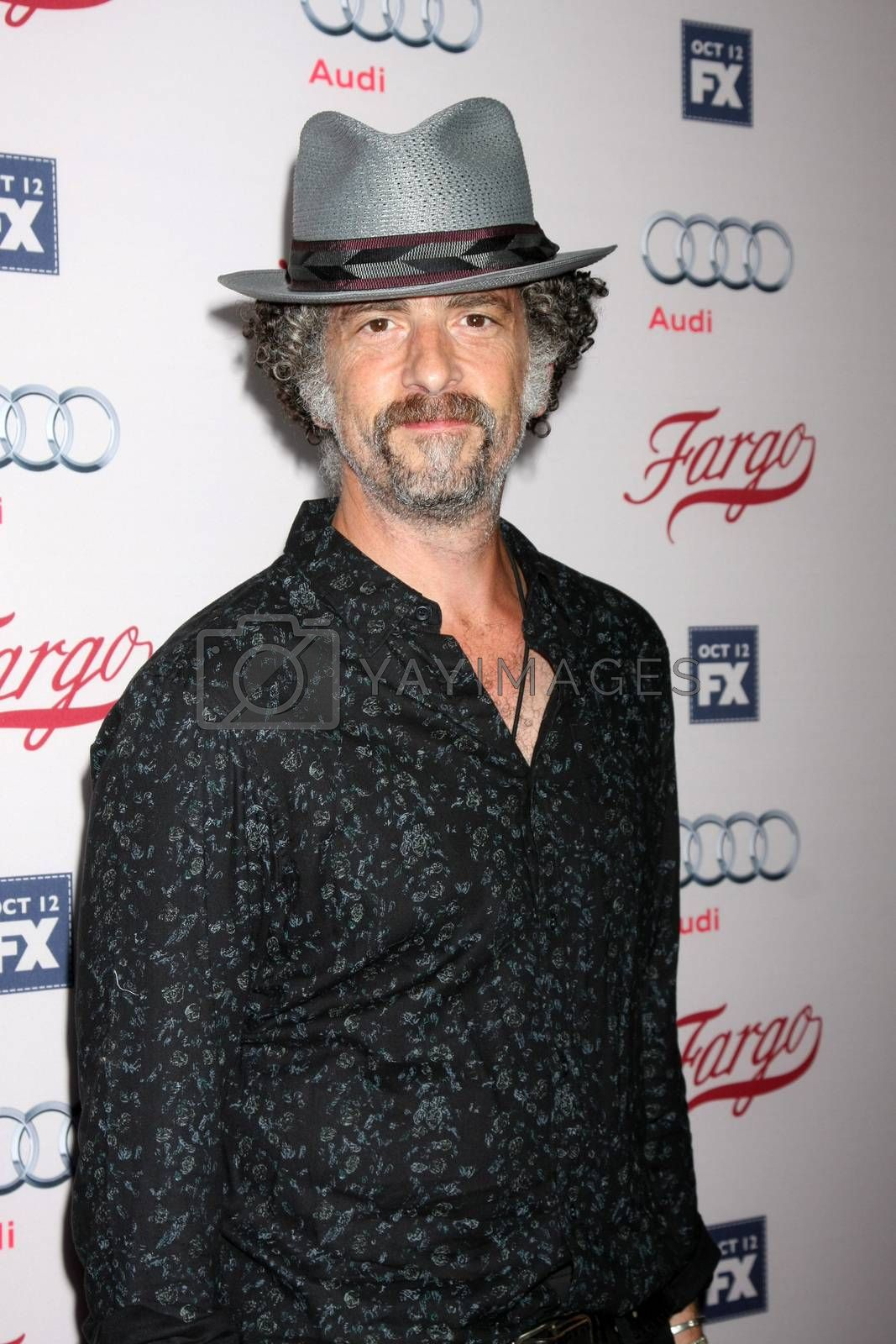 "John Ales at the ""Fargo"" Season 2 Premiere Screening, ArcLight, Hollywood, CA 10-07-15/ImageCollect by ImageCollect"
