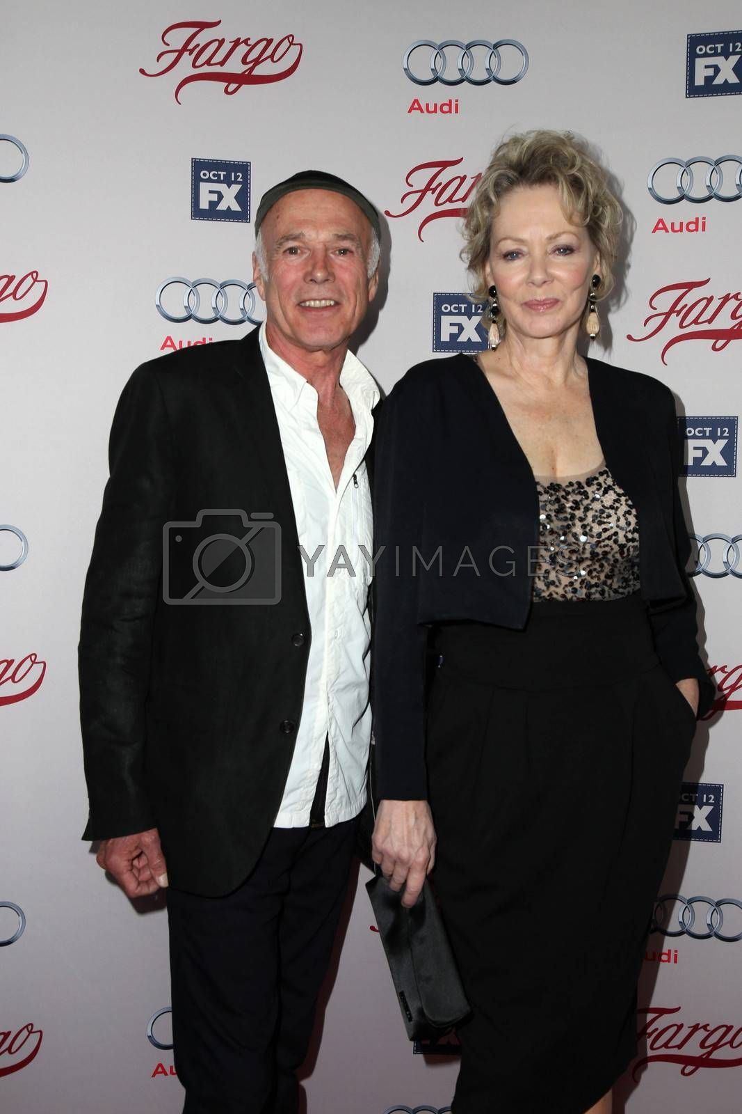 "Michael Hogan, Jean Smart at the ""Fargo"" Season 2 Premiere Screening, ArcLight, Hollywood, CA 10-07-15/ImageCollect by ImageCollect"